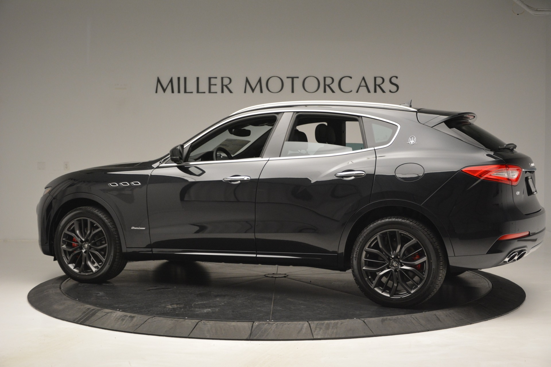 New 2019 Maserati Levante Q4 GranLusso For Sale In Westport, CT 2574_p4