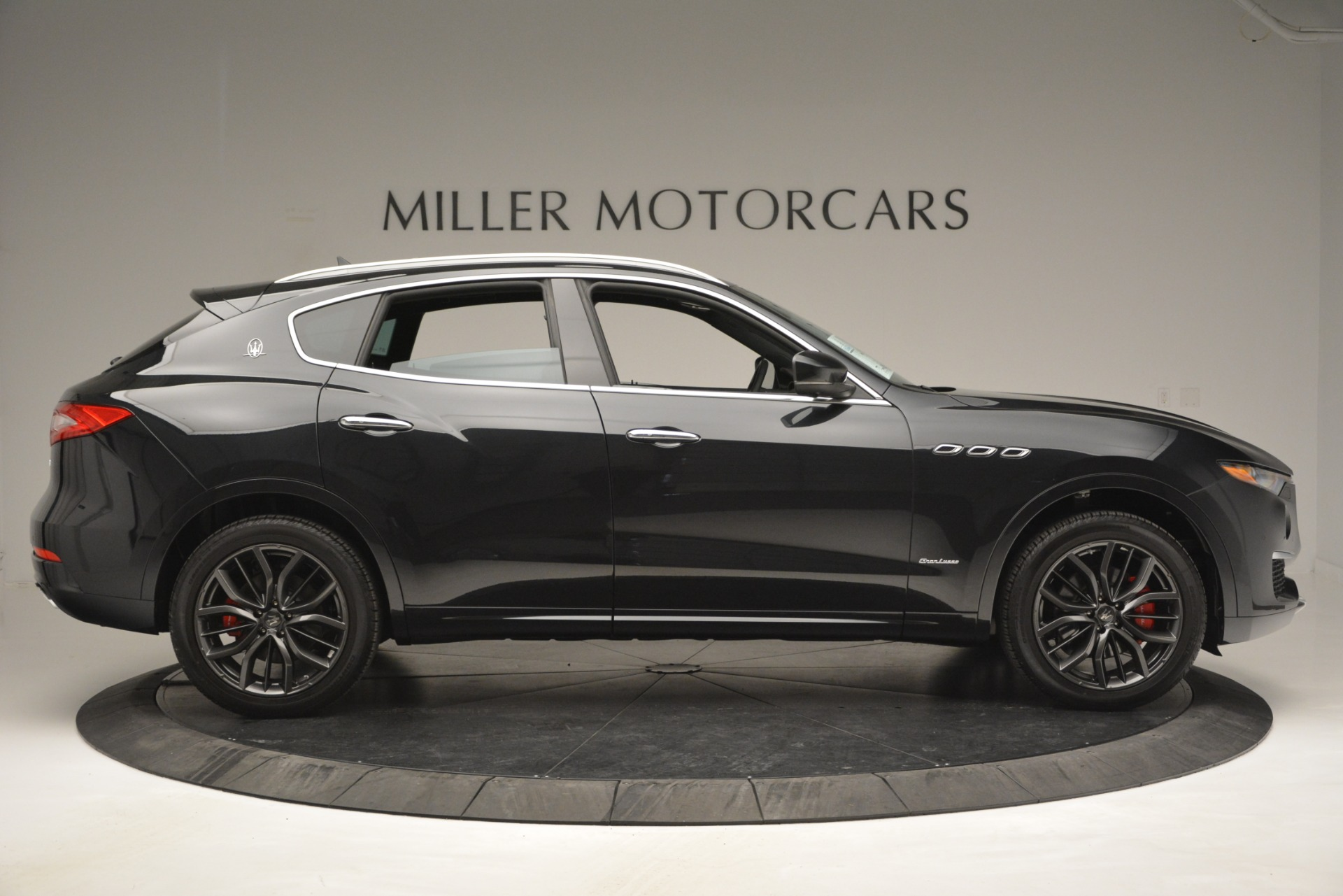 New 2019 Maserati Levante Q4 GranLusso For Sale In Westport, CT 2574_p9