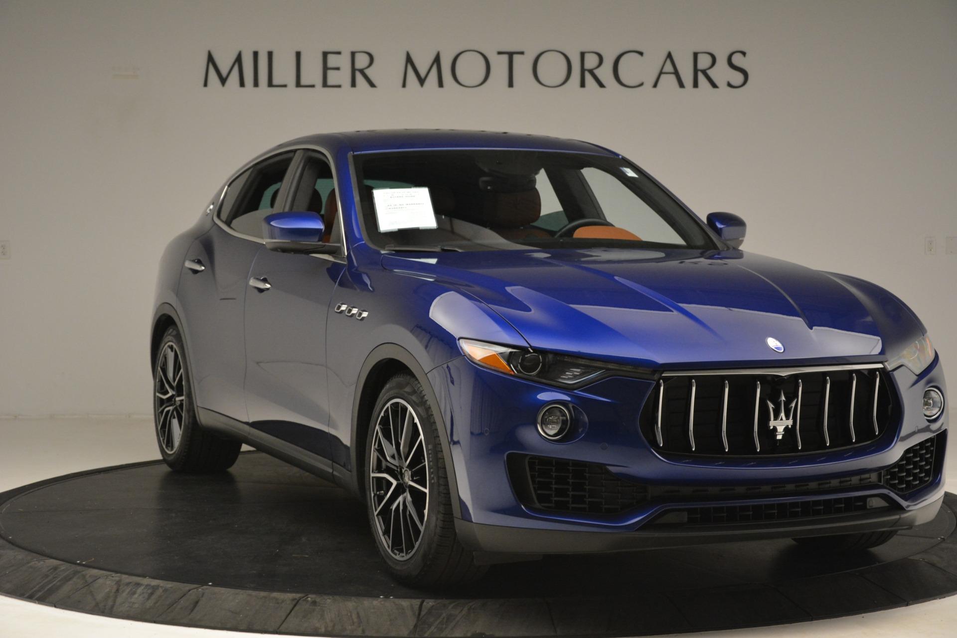Used 2018 Maserati Levante Q4 For Sale In Westport, CT 2575_p11