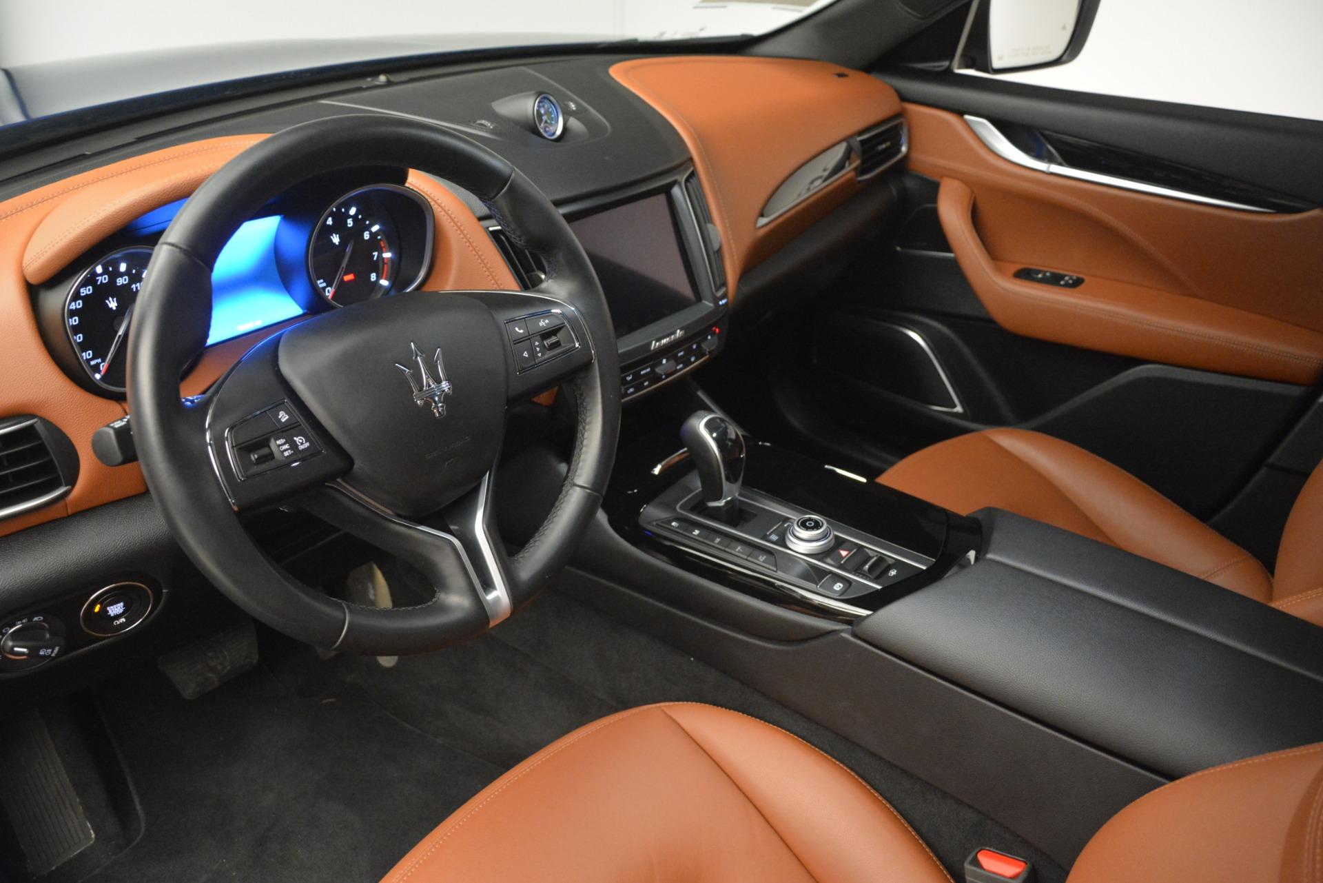 Used 2018 Maserati Levante Q4 For Sale In Westport, CT 2575_p13