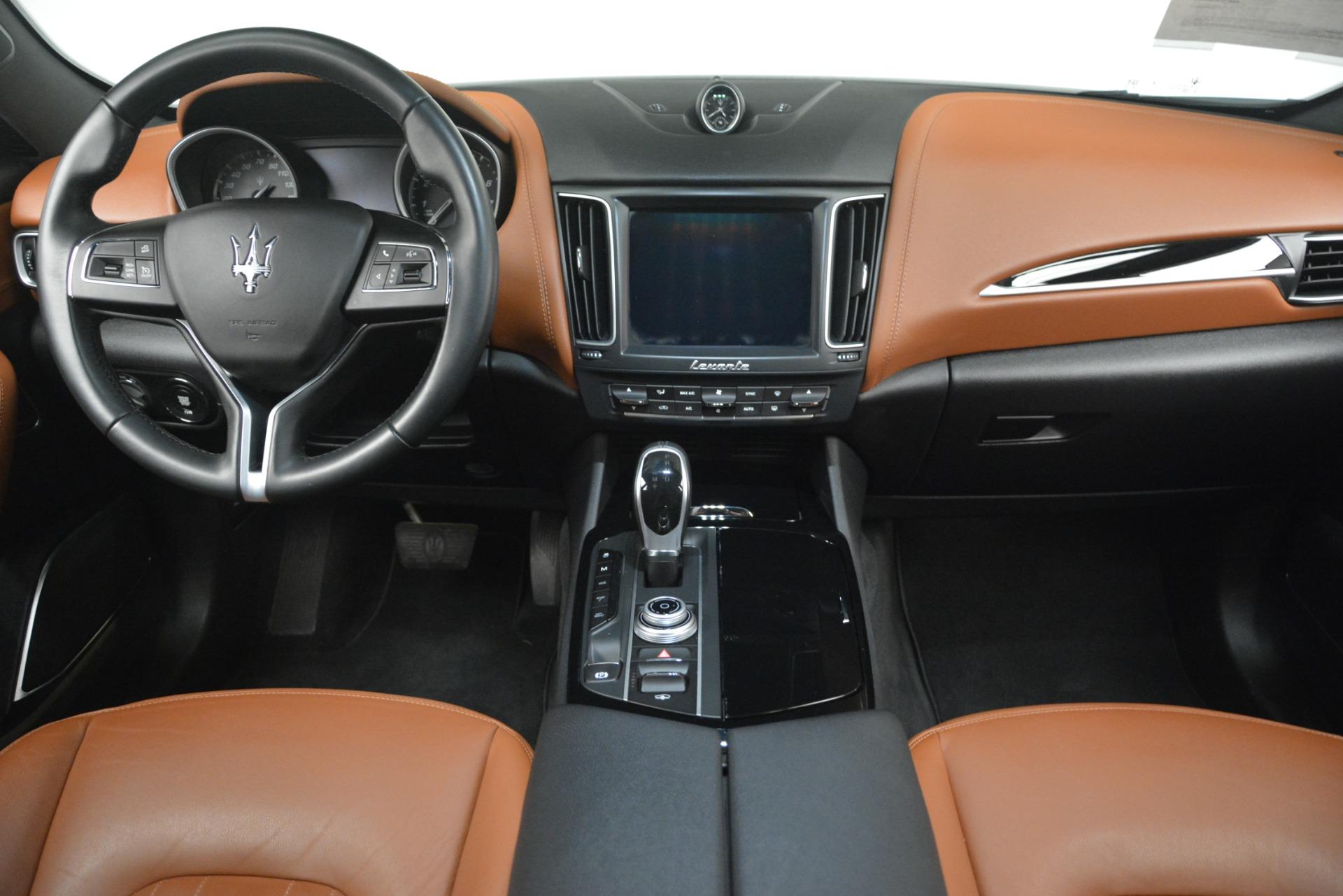 Used 2018 Maserati Levante Q4 For Sale In Westport, CT 2575_p16