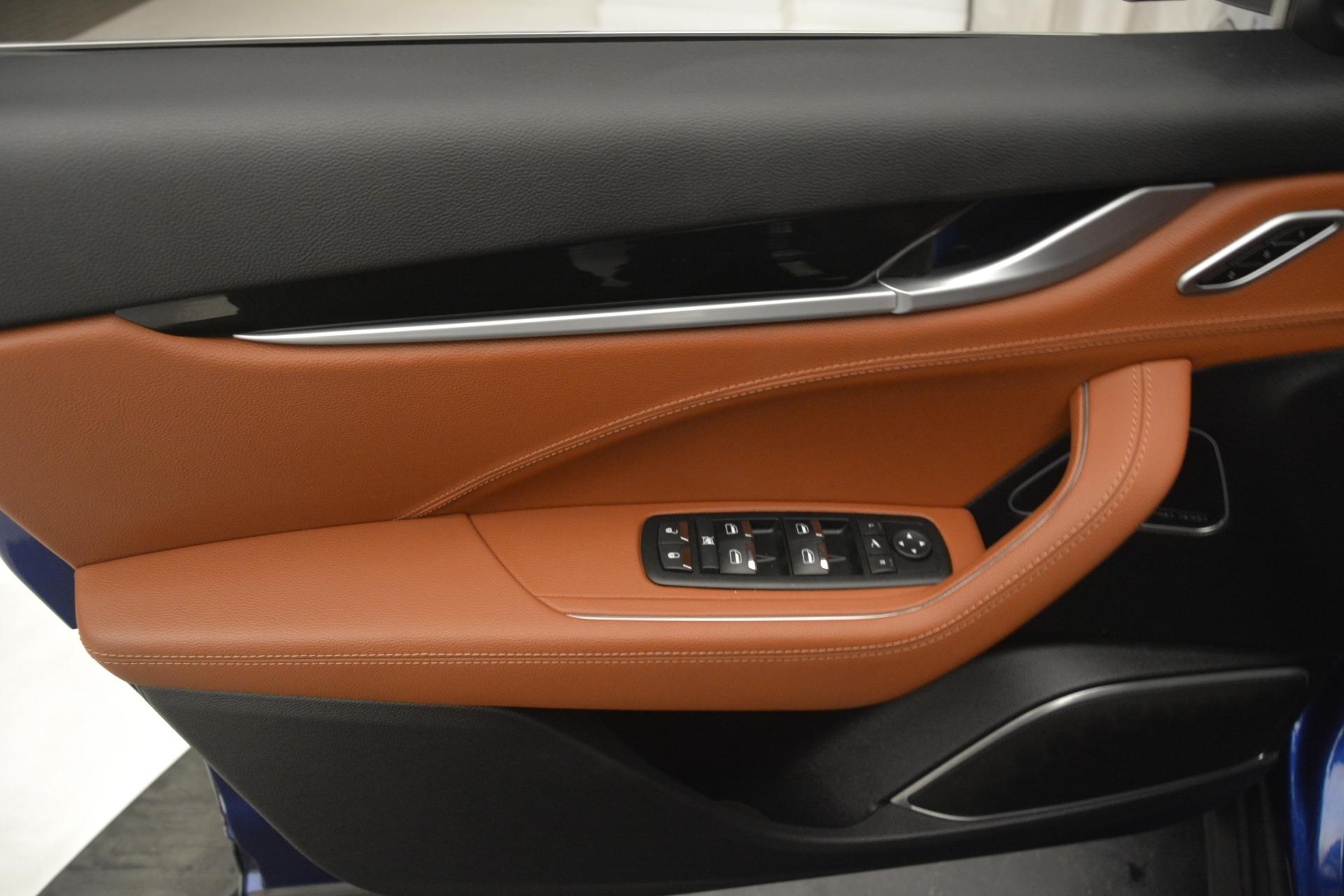 Used 2018 Maserati Levante Q4 For Sale In Westport, CT 2575_p17