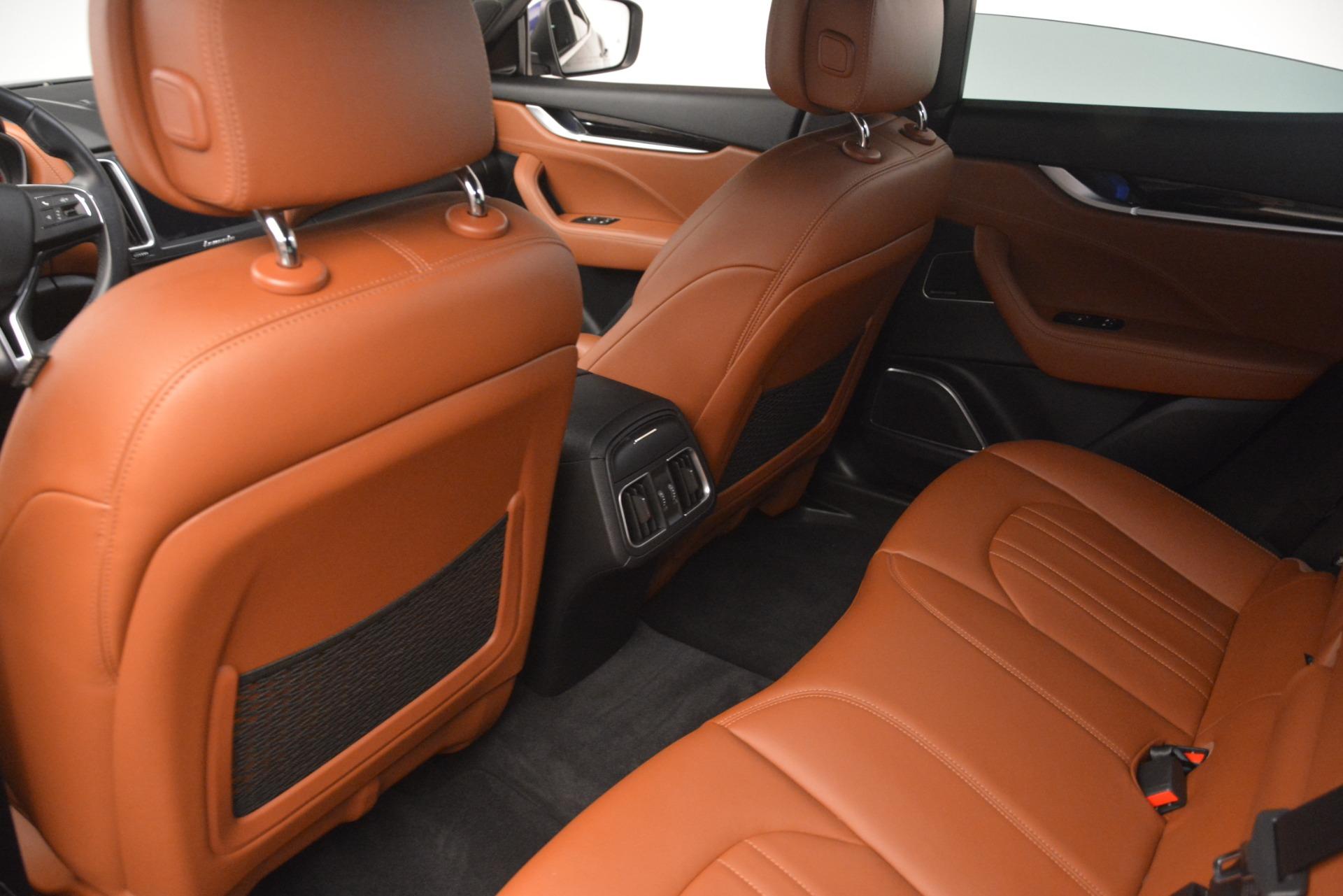 Used 2018 Maserati Levante Q4 For Sale In Westport, CT 2575_p18