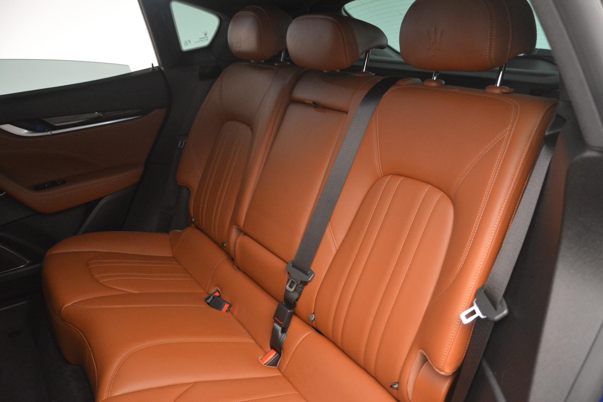 Used 2018 Maserati Levante Q4 For Sale In Westport, CT 2575_p20