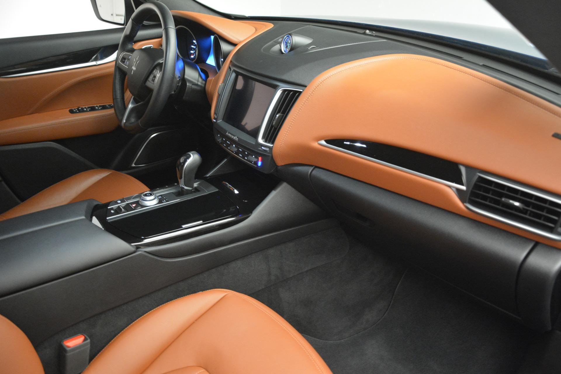 Used 2018 Maserati Levante Q4 For Sale In Westport, CT 2575_p22