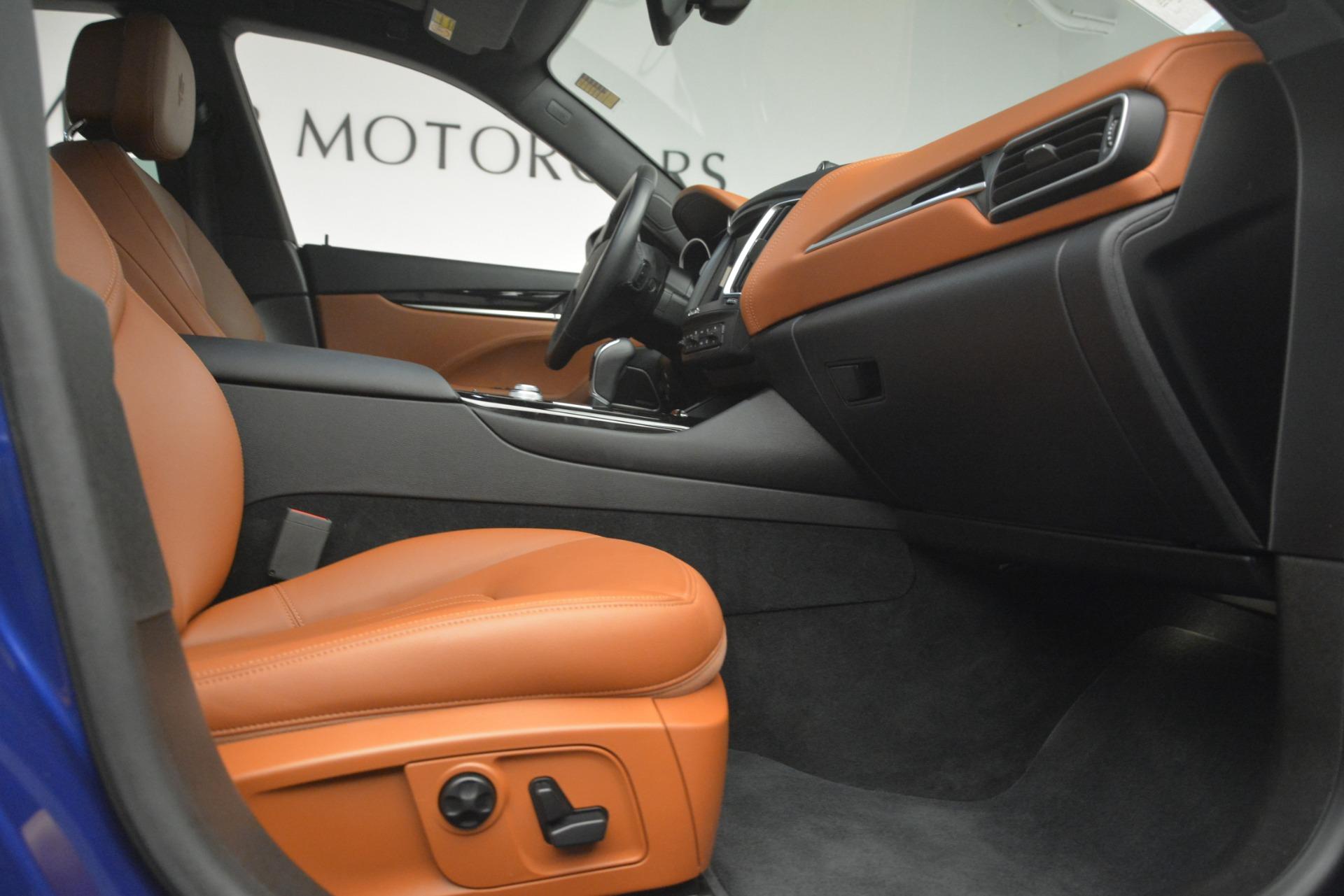 Used 2018 Maserati Levante Q4 For Sale In Westport, CT 2575_p23