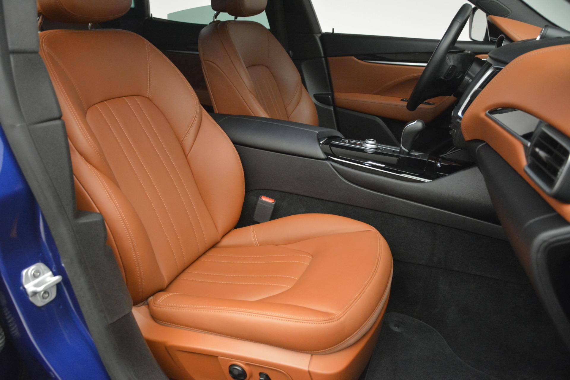 Used 2018 Maserati Levante Q4 For Sale In Westport, CT 2575_p24