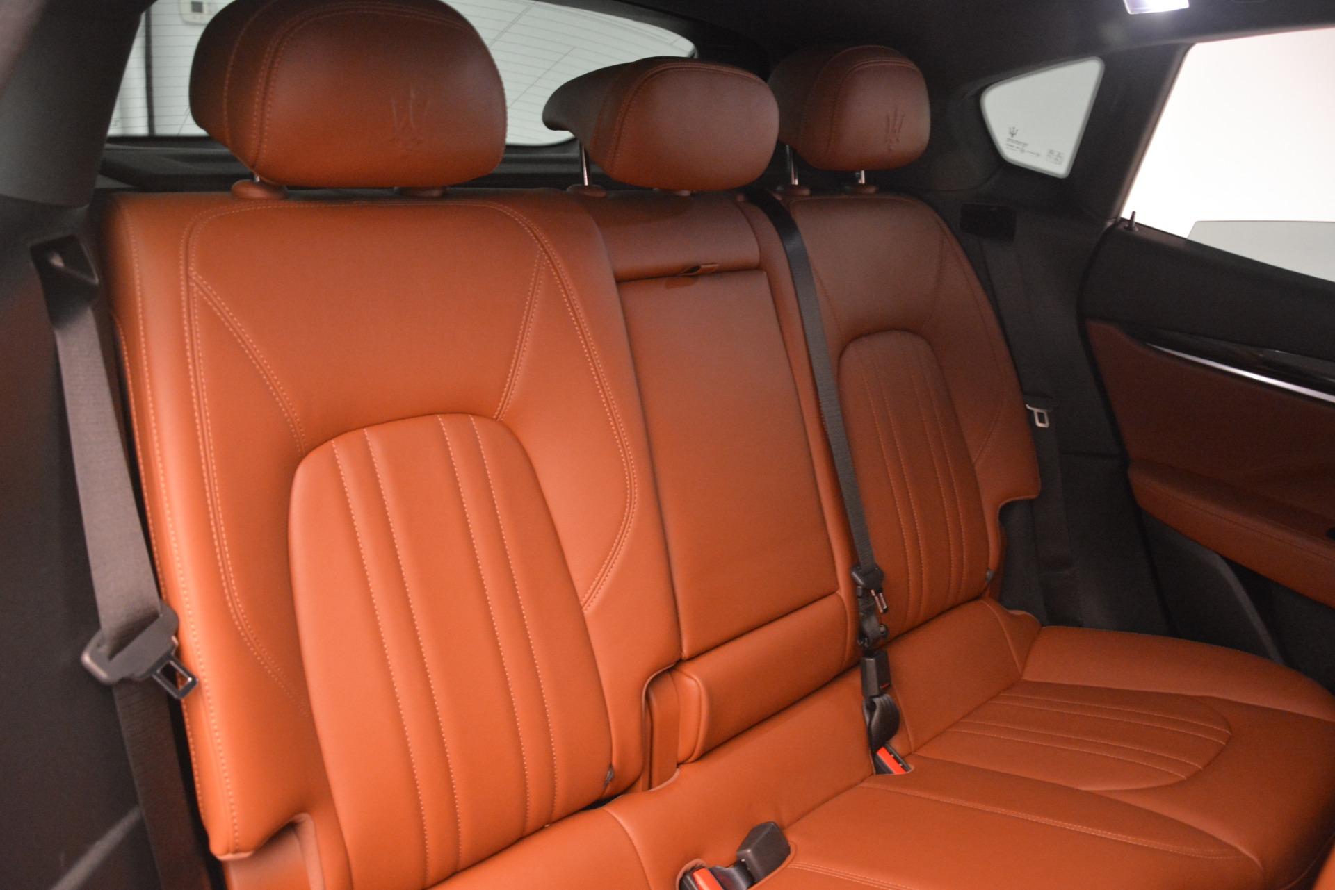 Used 2018 Maserati Levante Q4 For Sale In Westport, CT 2575_p26