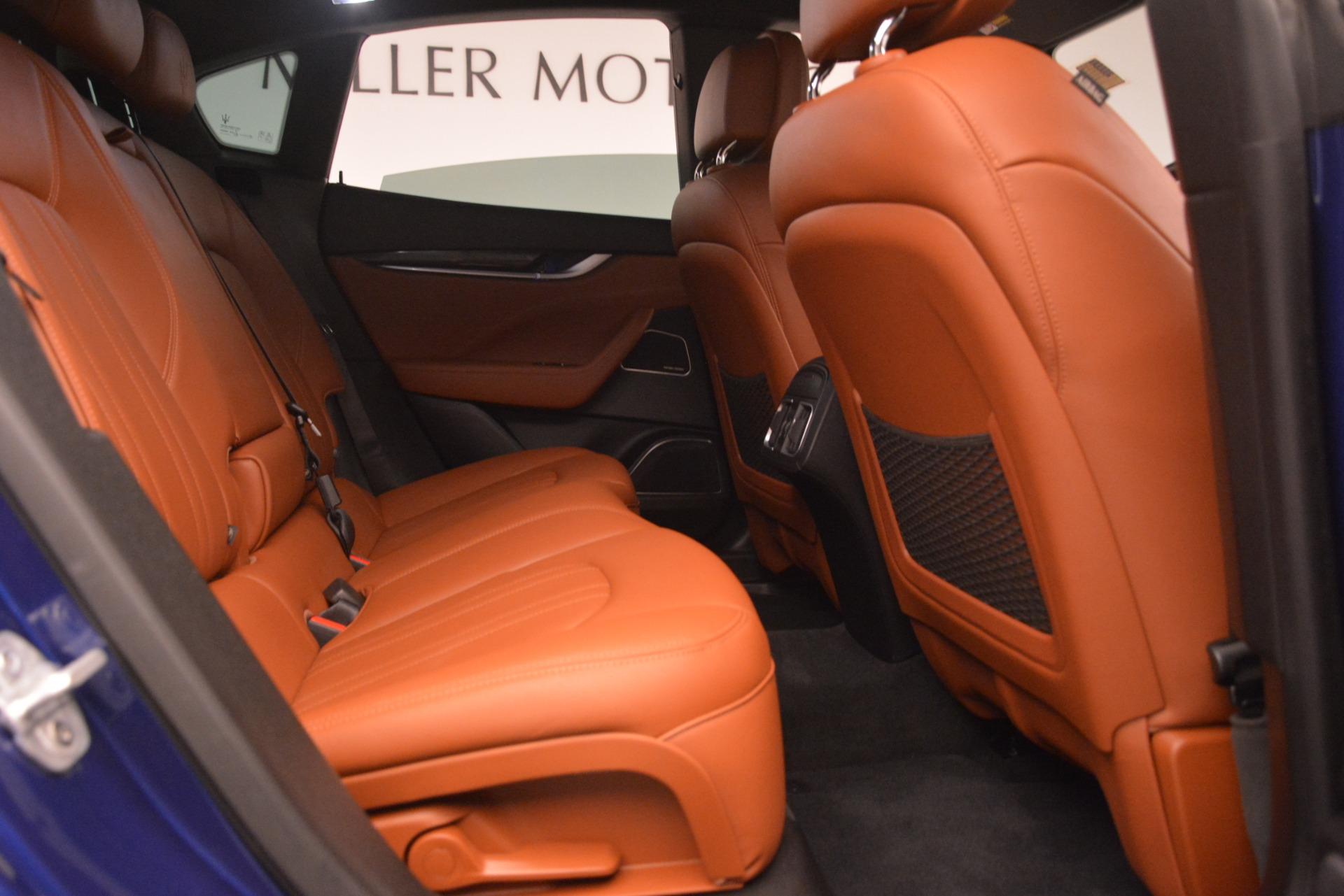 Used 2018 Maserati Levante Q4 For Sale In Westport, CT 2575_p27