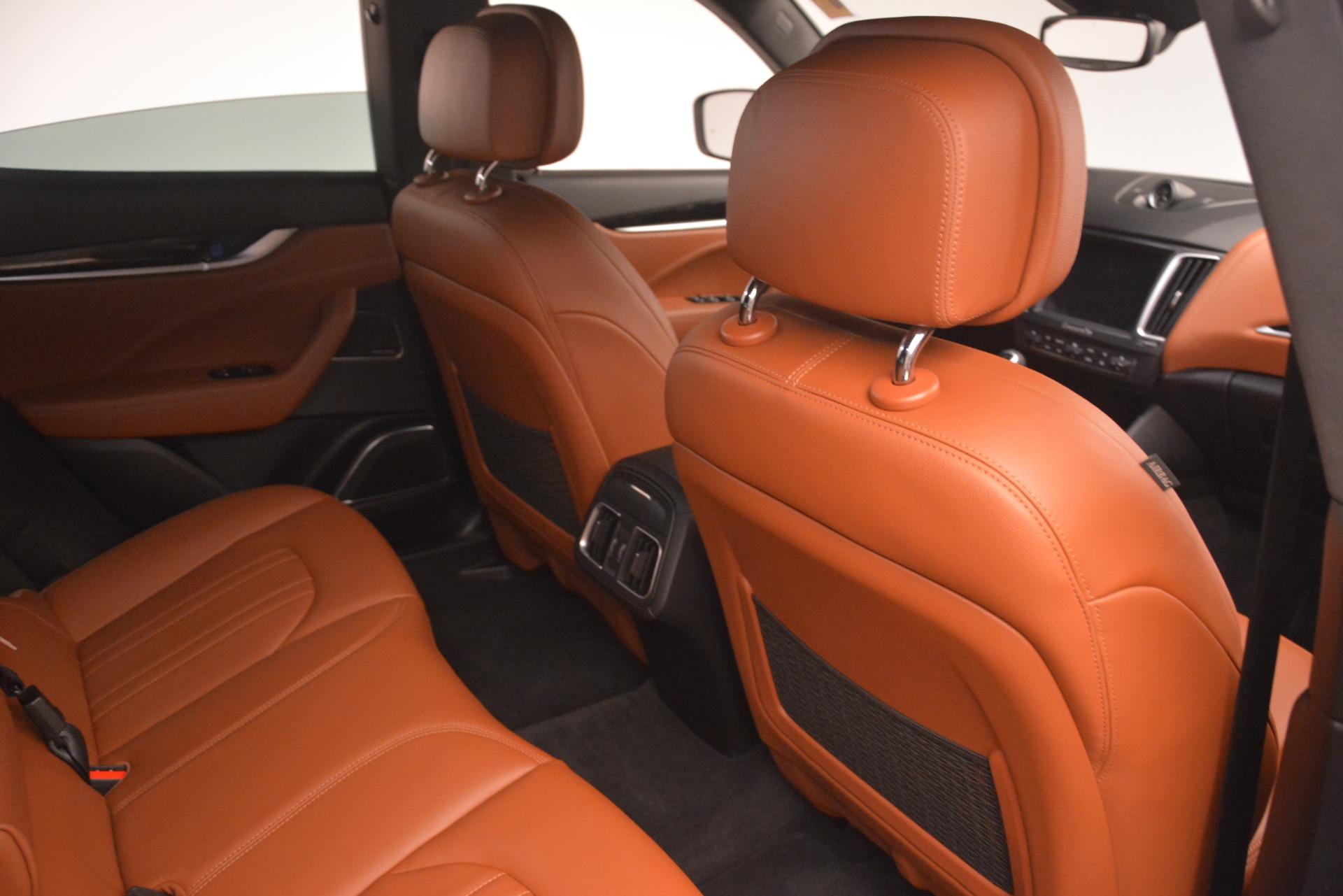 Used 2018 Maserati Levante Q4 For Sale In Westport, CT 2575_p28