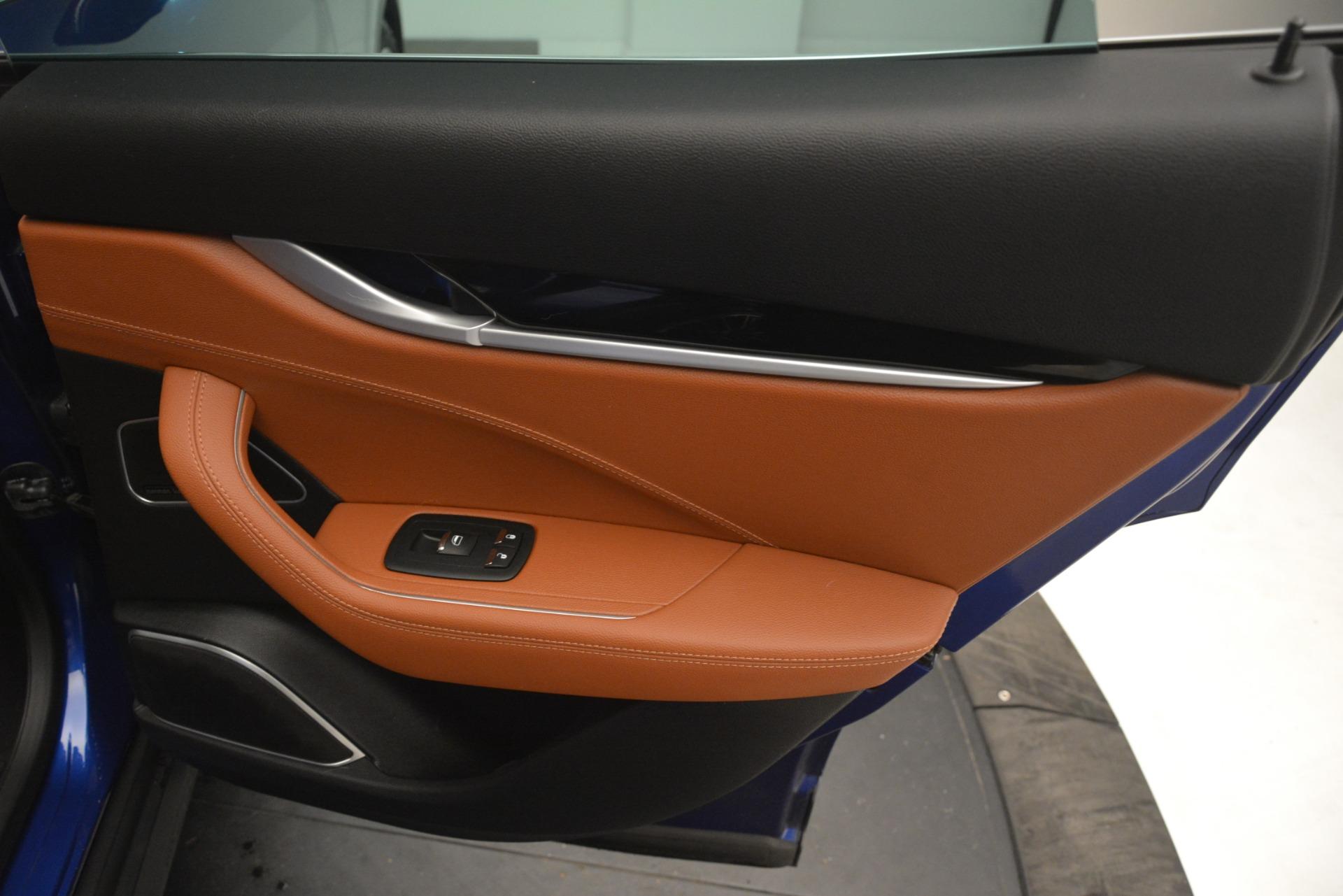 Used 2018 Maserati Levante Q4 For Sale In Westport, CT 2575_p29