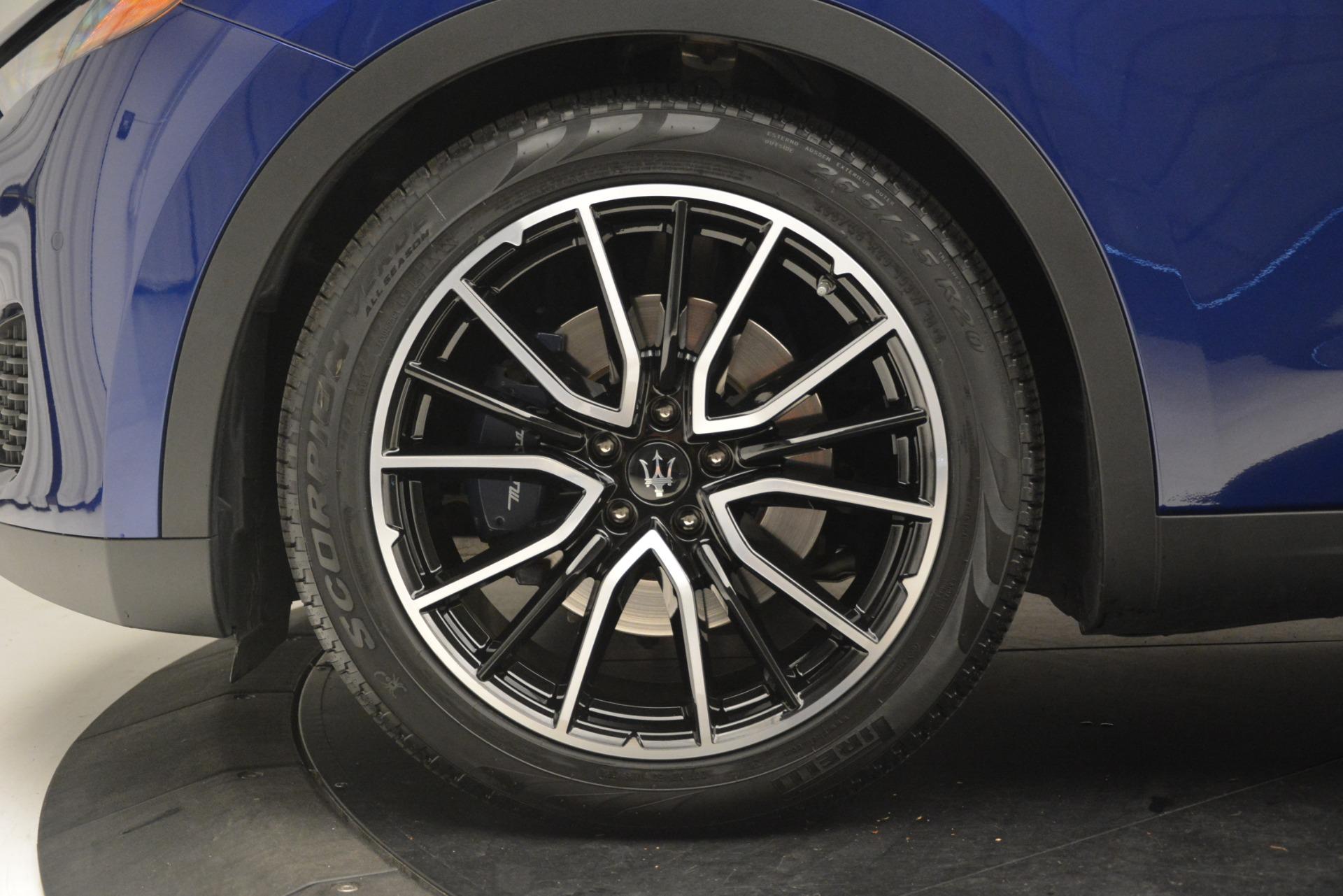 Used 2018 Maserati Levante Q4 For Sale In Westport, CT 2575_p30