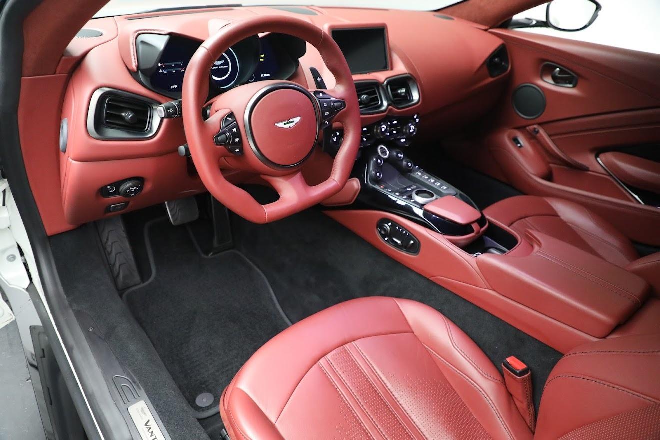 New 2019 Aston Martin Vantage  For Sale In Westport, CT 2577_p13