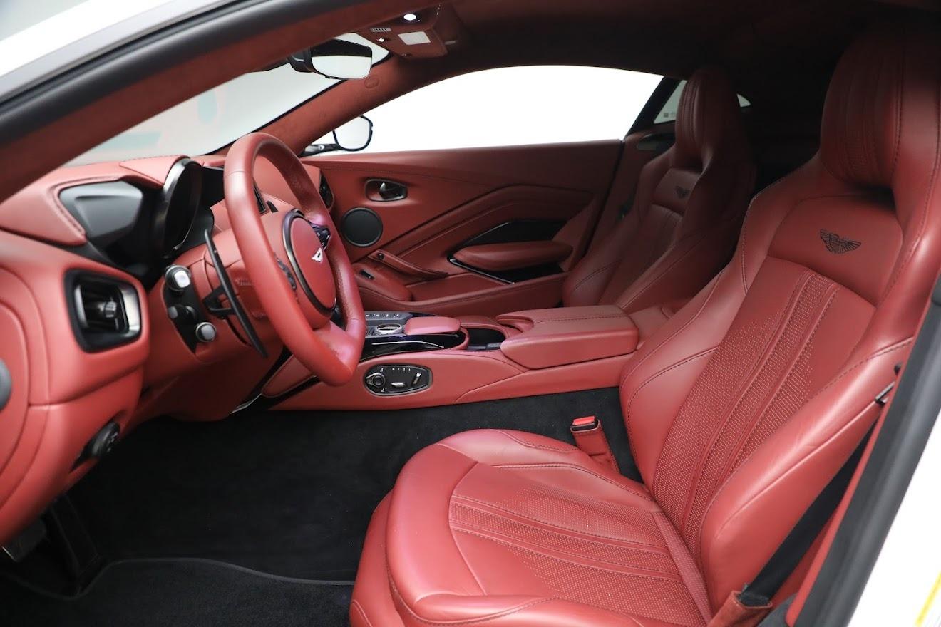 New 2019 Aston Martin Vantage  For Sale In Westport, CT 2577_p14