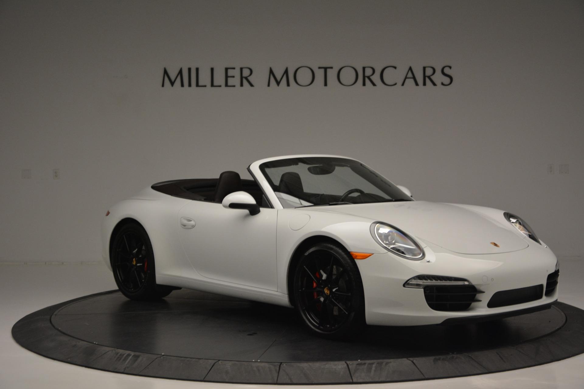 Used 2015 Porsche 911 Carrera S For Sale In Westport, CT 2578_p11