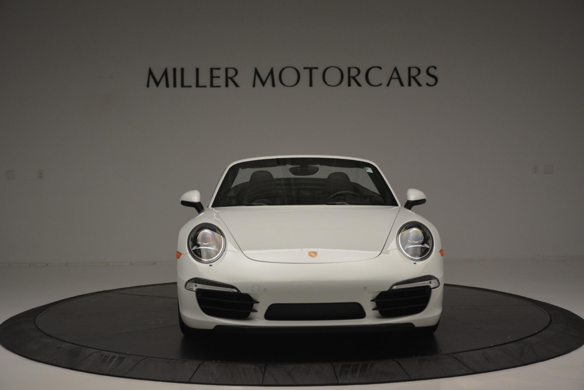 Used 2015 Porsche 911 Carrera S For Sale In Westport, CT 2578_p13