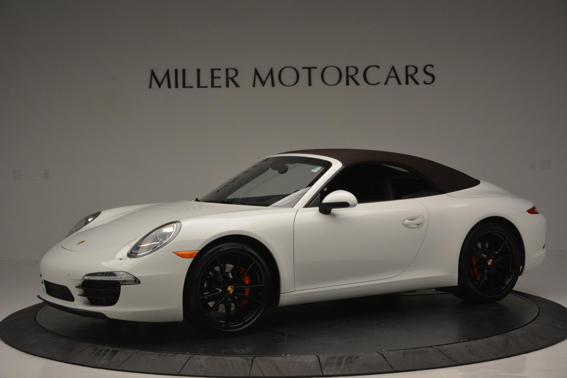 Used 2015 Porsche 911 Carrera S For Sale In Westport, CT 2578_p30