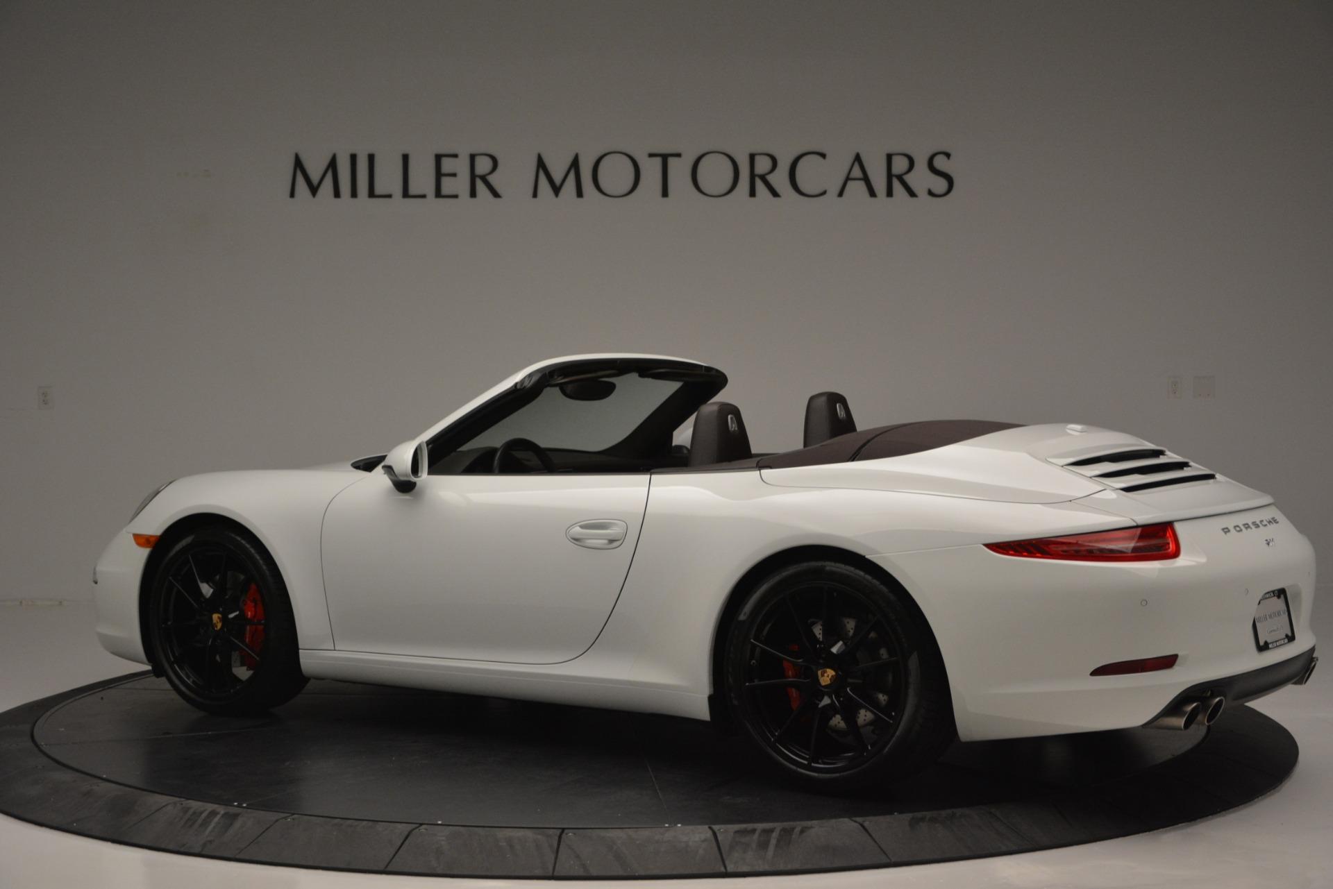 Used 2015 Porsche 911 Carrera S For Sale In Westport, CT 2578_p4