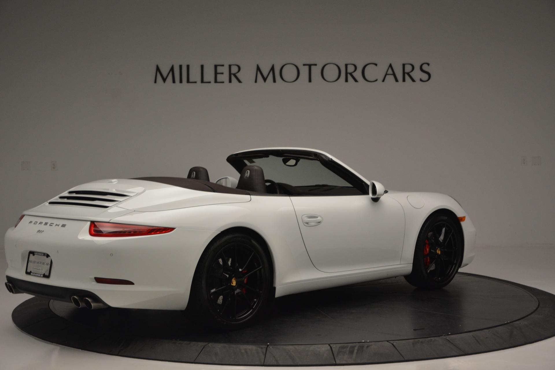 Used 2015 Porsche 911 Carrera S For Sale In Westport, CT 2578_p8