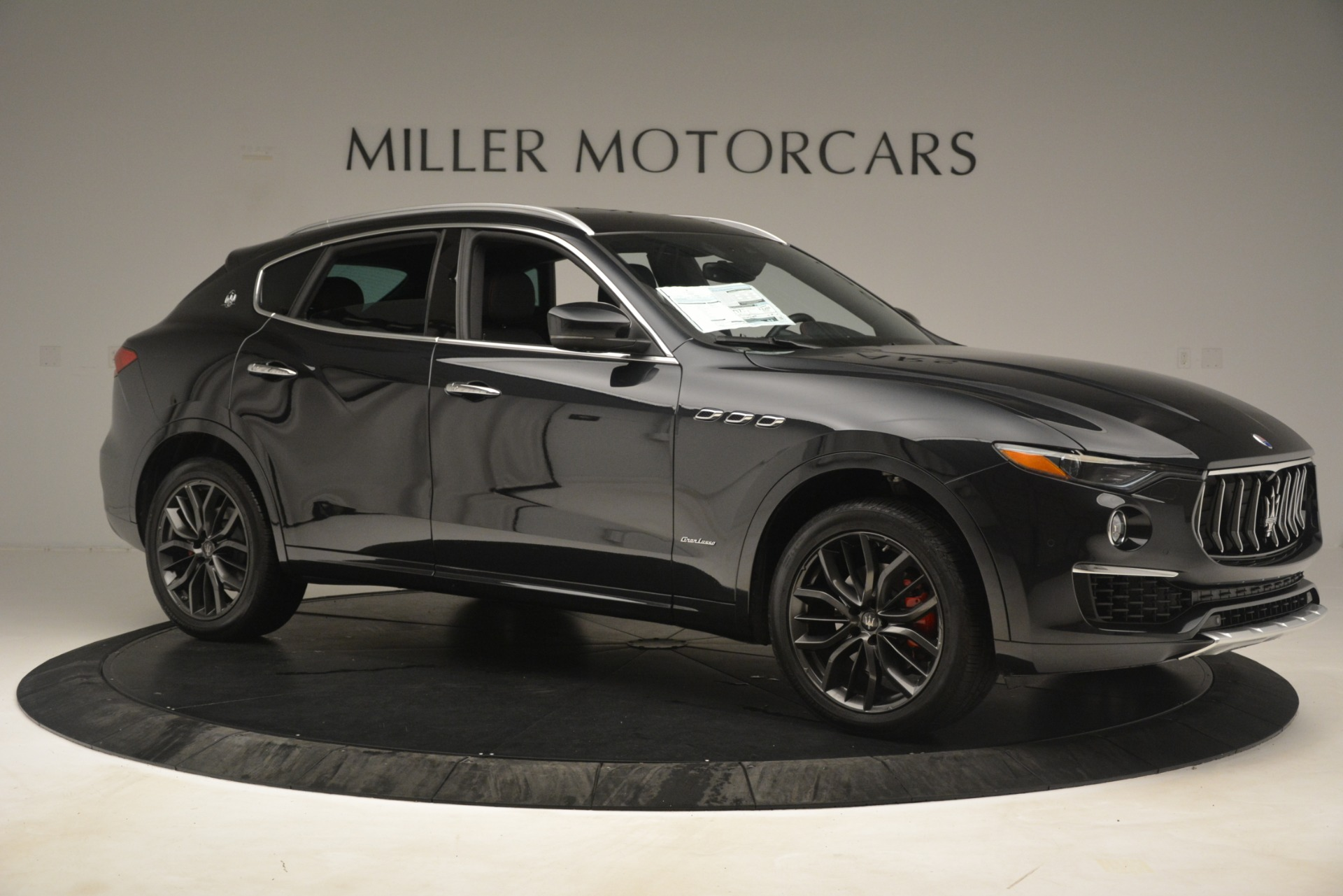 New 2019 Maserati Levante Q4 GranLusso For Sale In Westport, CT 2580_p10