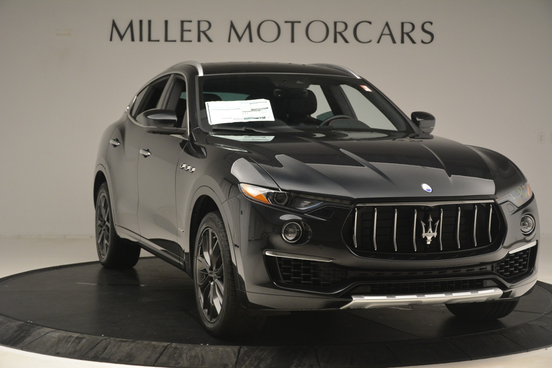 New 2019 Maserati Levante Q4 GranLusso For Sale In Westport, CT 2580_p11