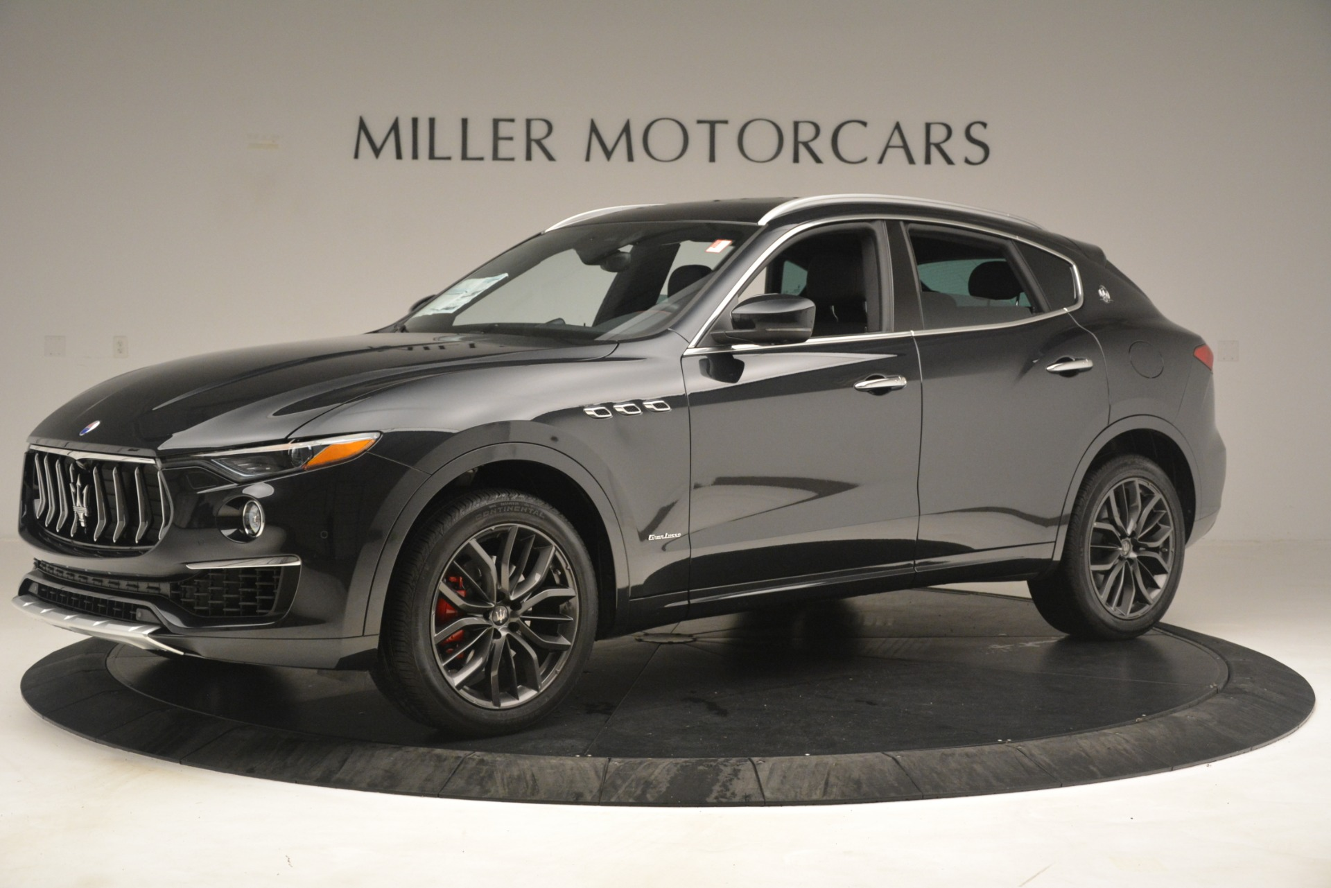 New 2019 Maserati Levante Q4 GranLusso For Sale In Westport, CT 2580_p2