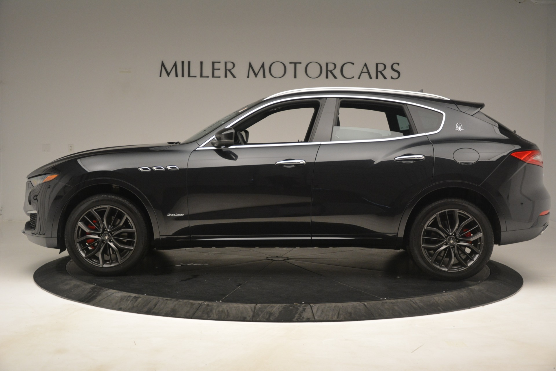 New 2019 Maserati Levante Q4 GranLusso For Sale In Westport, CT 2580_p3
