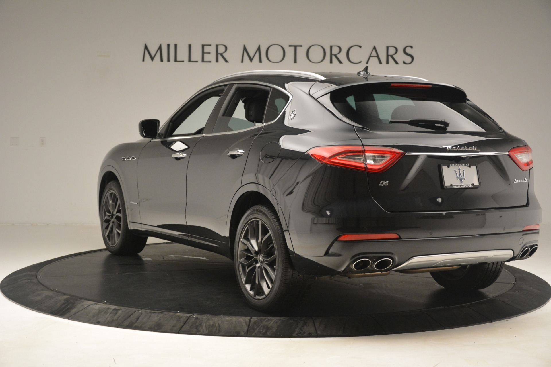 New 2019 Maserati Levante Q4 GranLusso For Sale In Westport, CT 2580_p5
