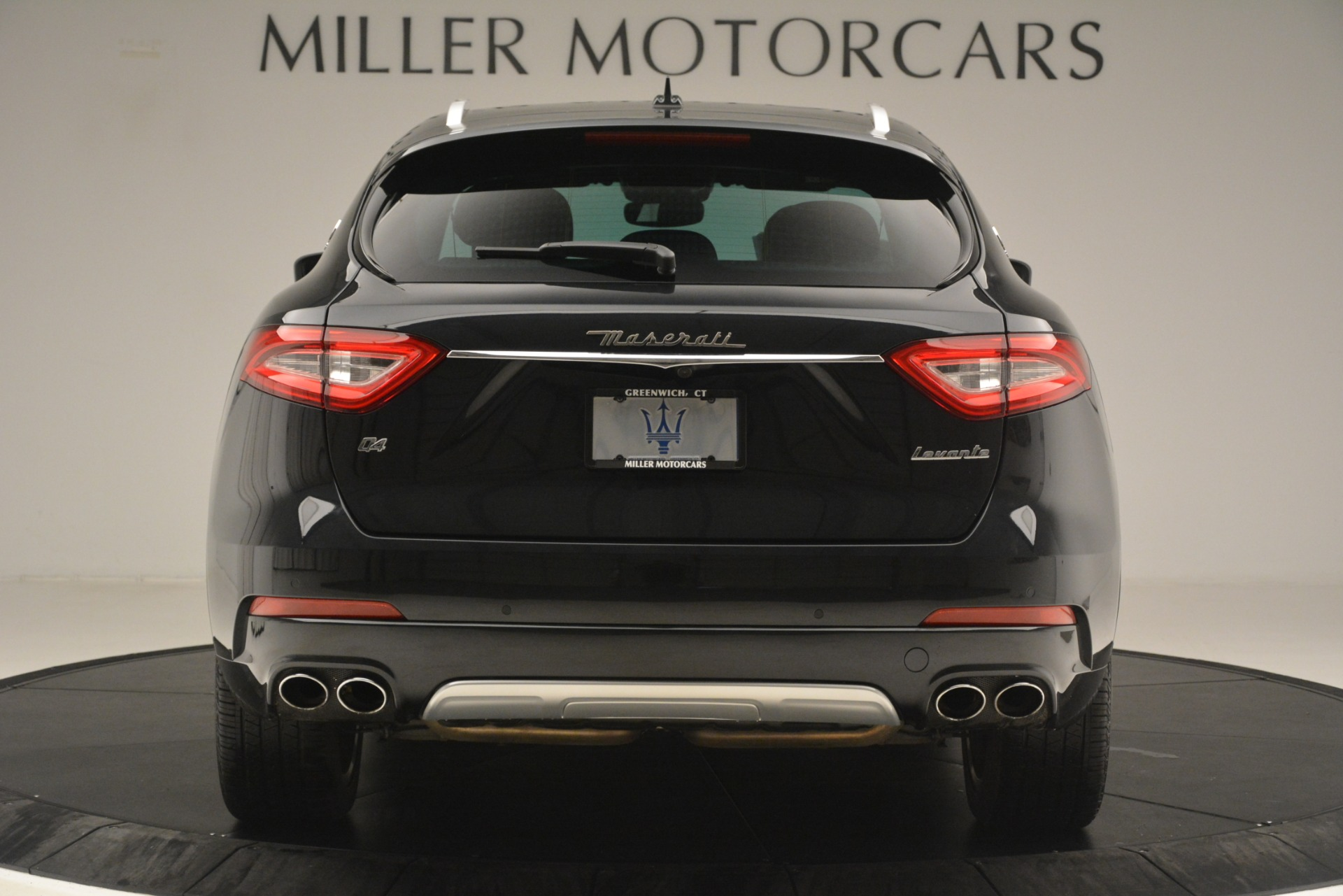 New 2019 Maserati Levante Q4 GranLusso For Sale In Westport, CT 2580_p6