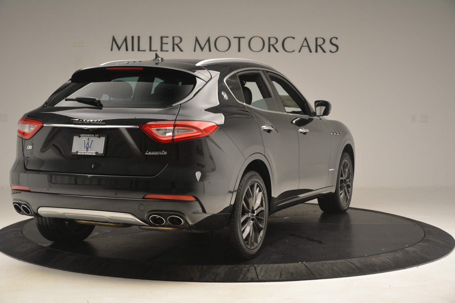 New 2019 Maserati Levante Q4 GranLusso For Sale In Westport, CT 2580_p7