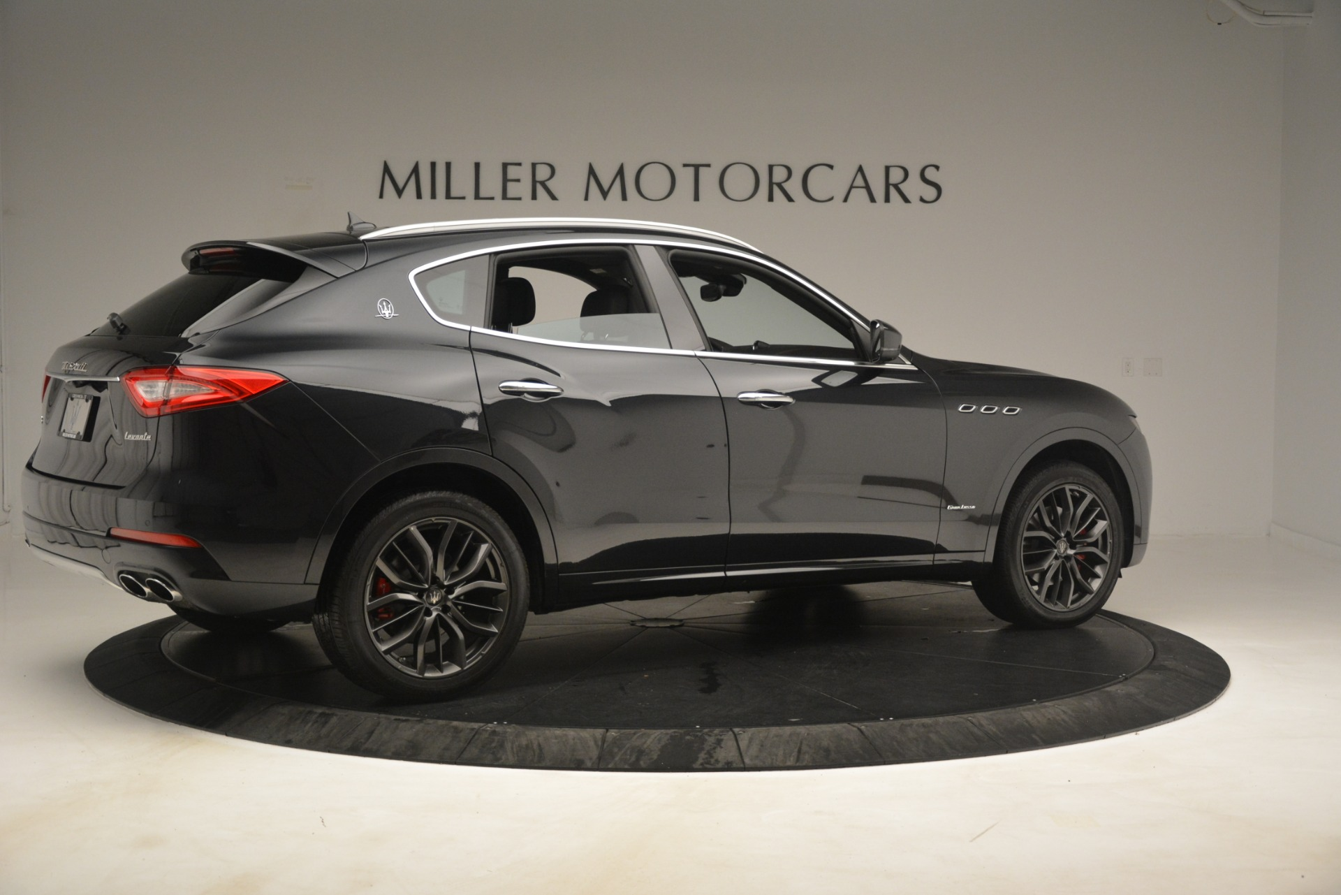 New 2019 Maserati Levante Q4 GranLusso For Sale In Westport, CT 2580_p8
