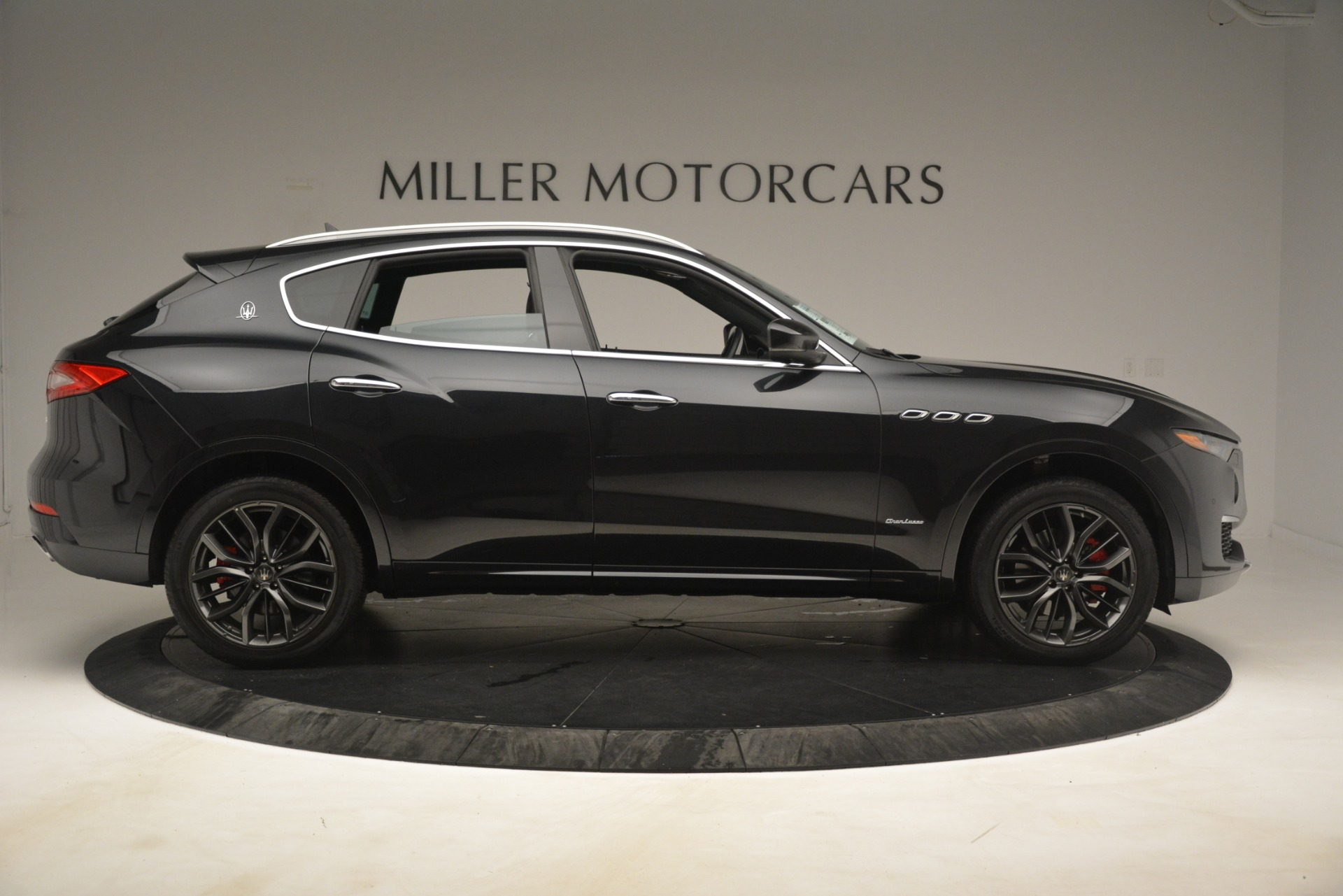 New 2019 Maserati Levante Q4 GranLusso For Sale In Westport, CT 2580_p9