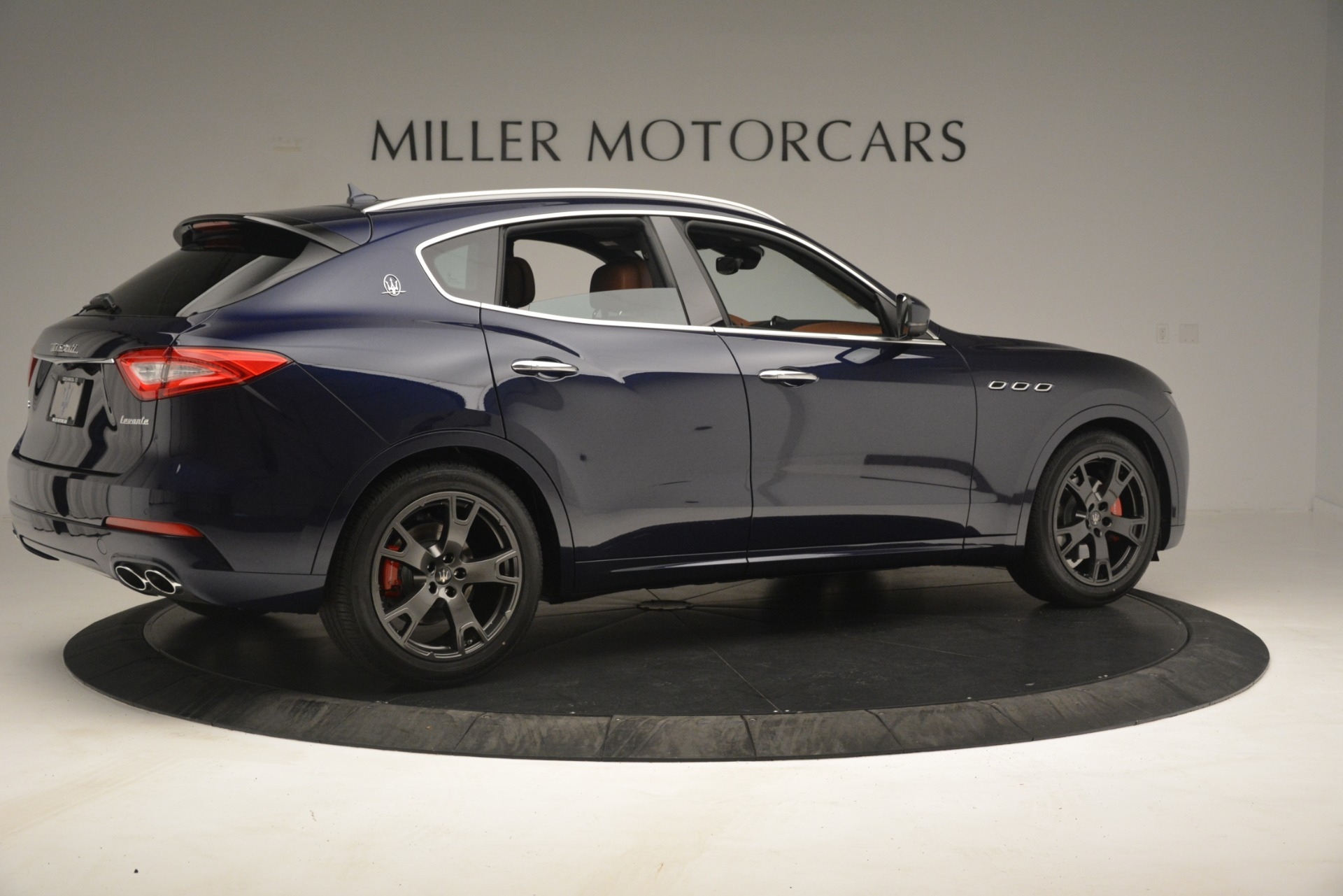 New 2019 Maserati Levante Q4 For Sale In Westport, CT 2581_p8