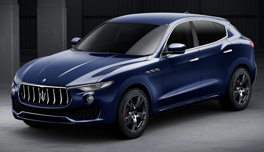 New 2019 Maserati Levante Q4 For Sale In Westport, CT 2582_main