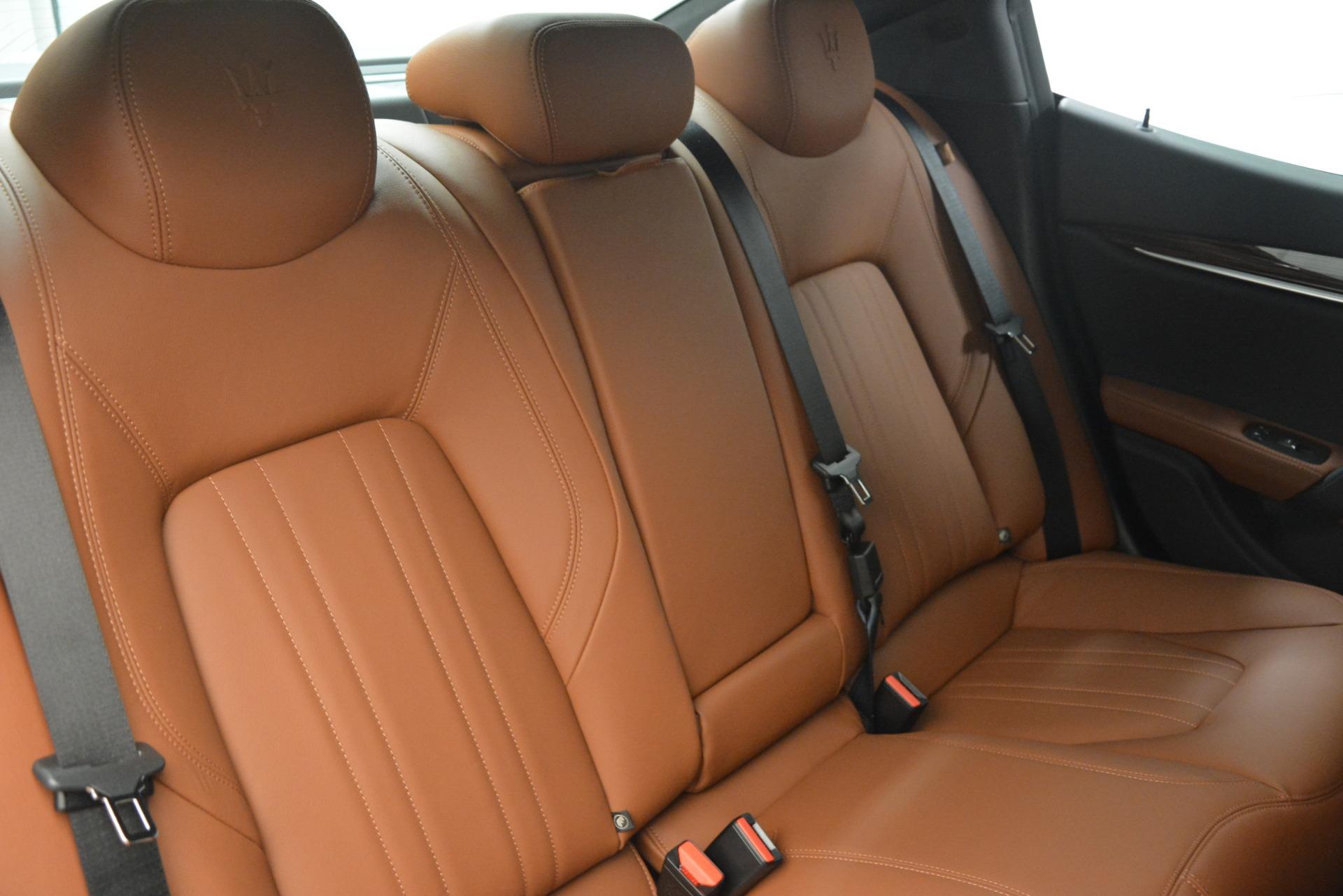 New 2019 Maserati Ghibli S Q4 For Sale In Westport, CT 2583_p24
