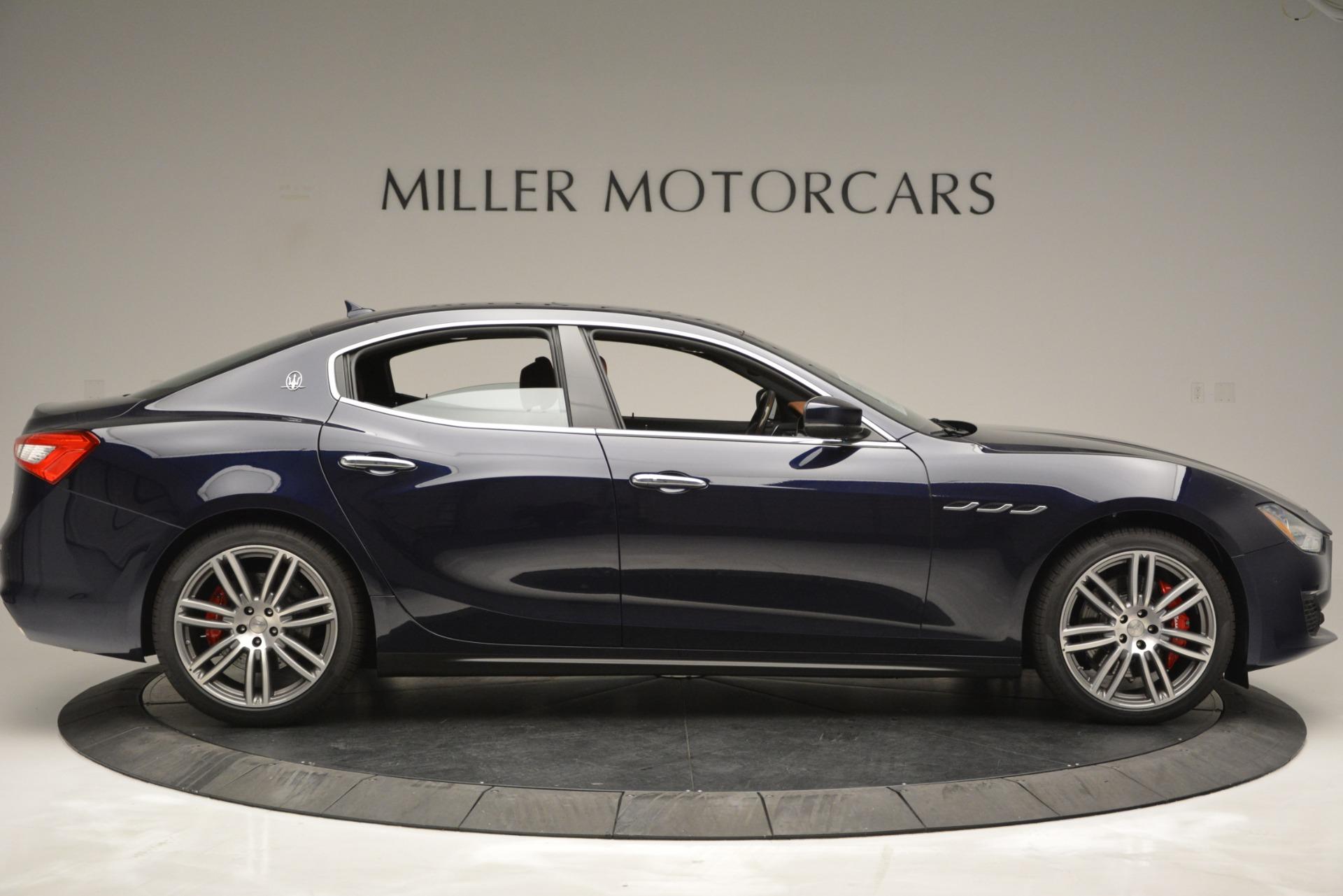 New 2019 Maserati Ghibli S Q4 For Sale In Westport, CT 2583_p9