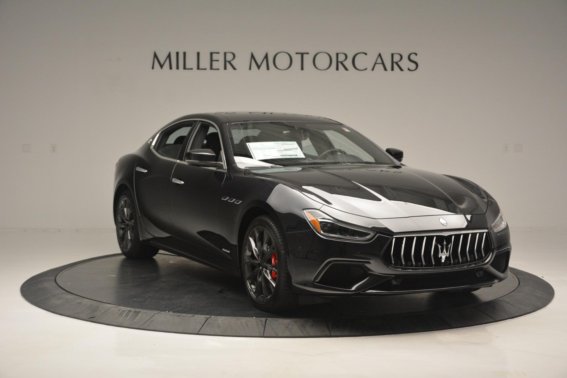 New 2019 Maserati Ghibli S Q4 GranSport For Sale In Westport, CT 2588_p11