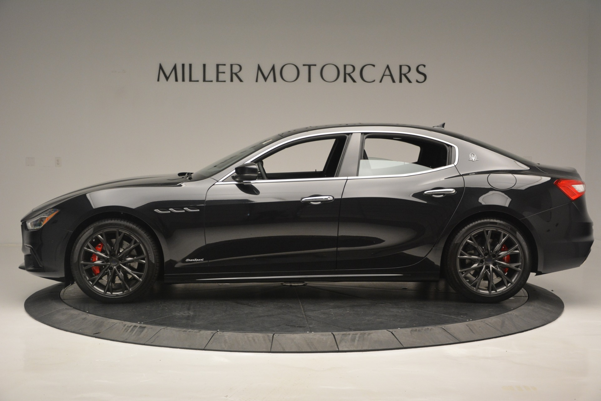 New 2019 Maserati Ghibli S Q4 GranSport For Sale In Westport, CT 2588_p3