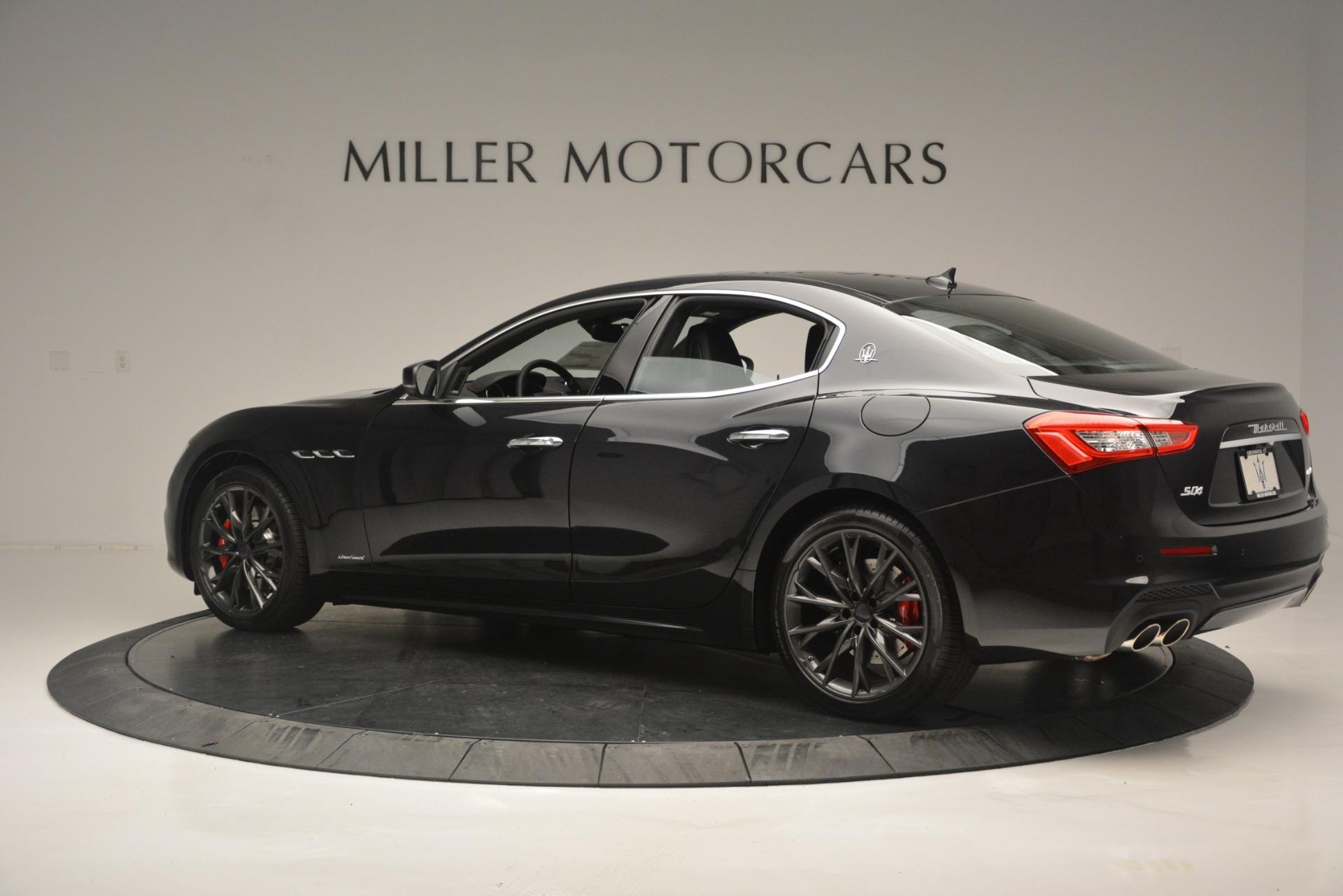 New 2019 Maserati Ghibli S Q4 GranSport For Sale In Westport, CT 2588_p4