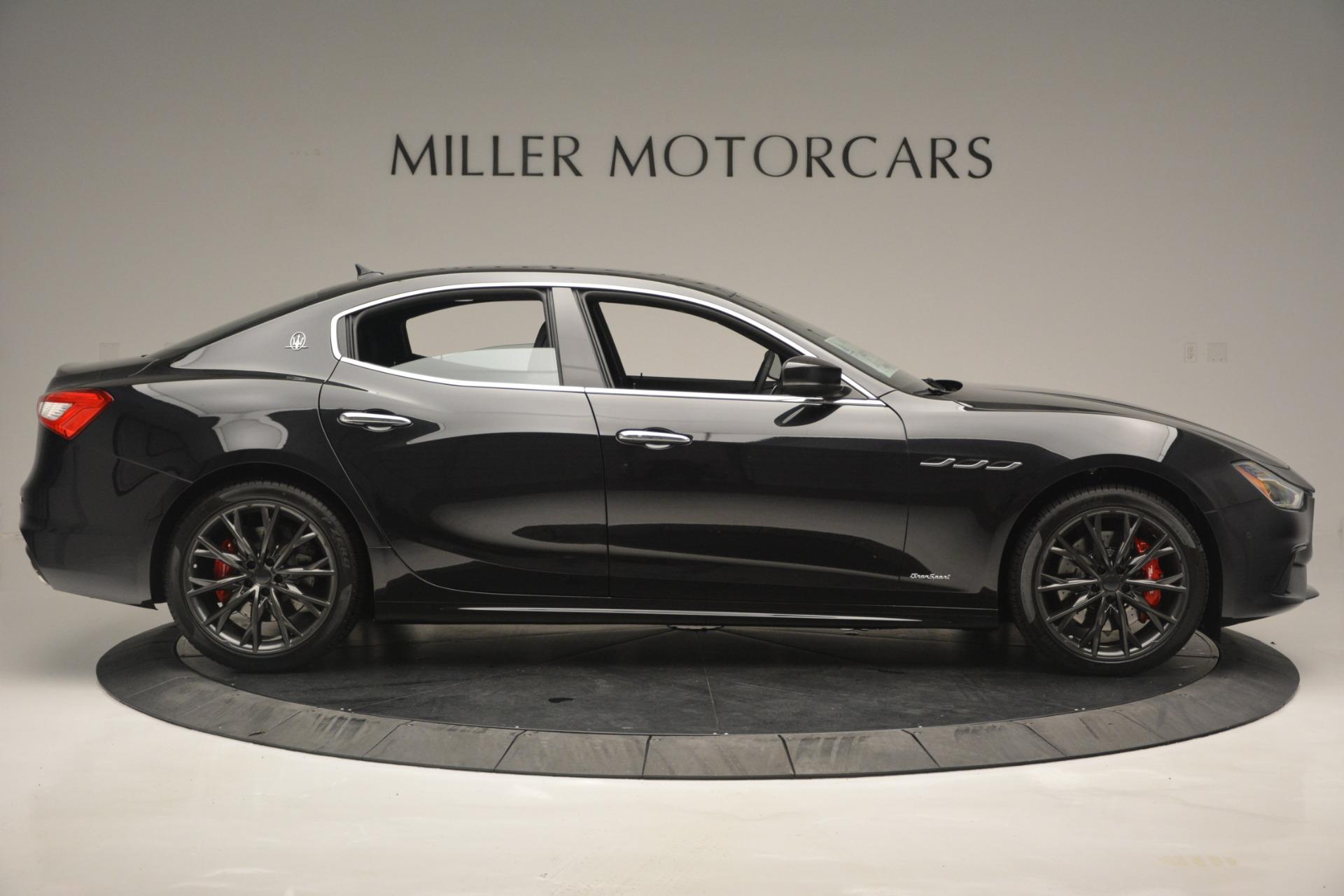 New 2019 Maserati Ghibli S Q4 GranSport For Sale In Westport, CT 2588_p9