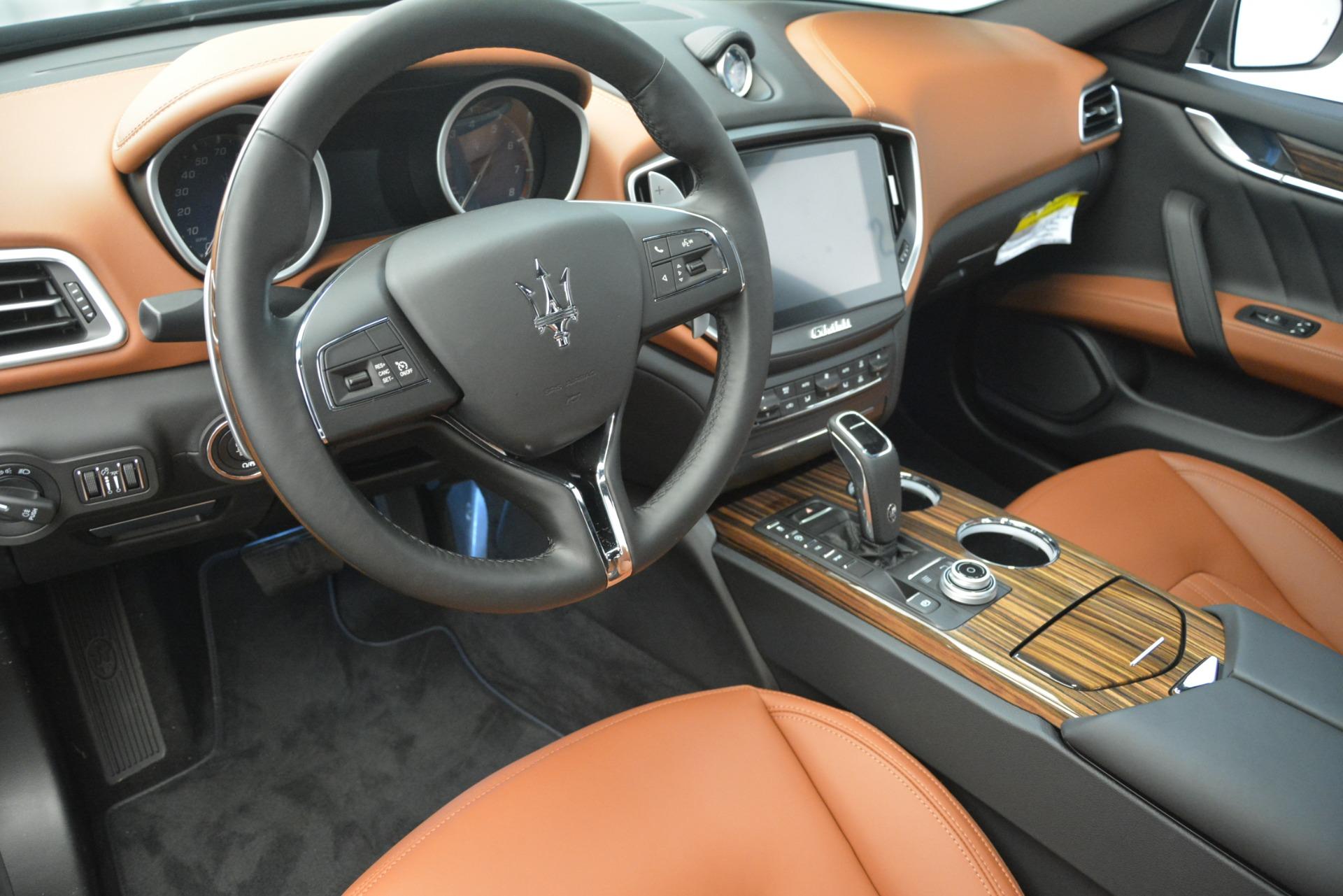 New 2019 Maserati Ghibli S Q4 GranLusso For Sale In Westport, CT 2589_p13