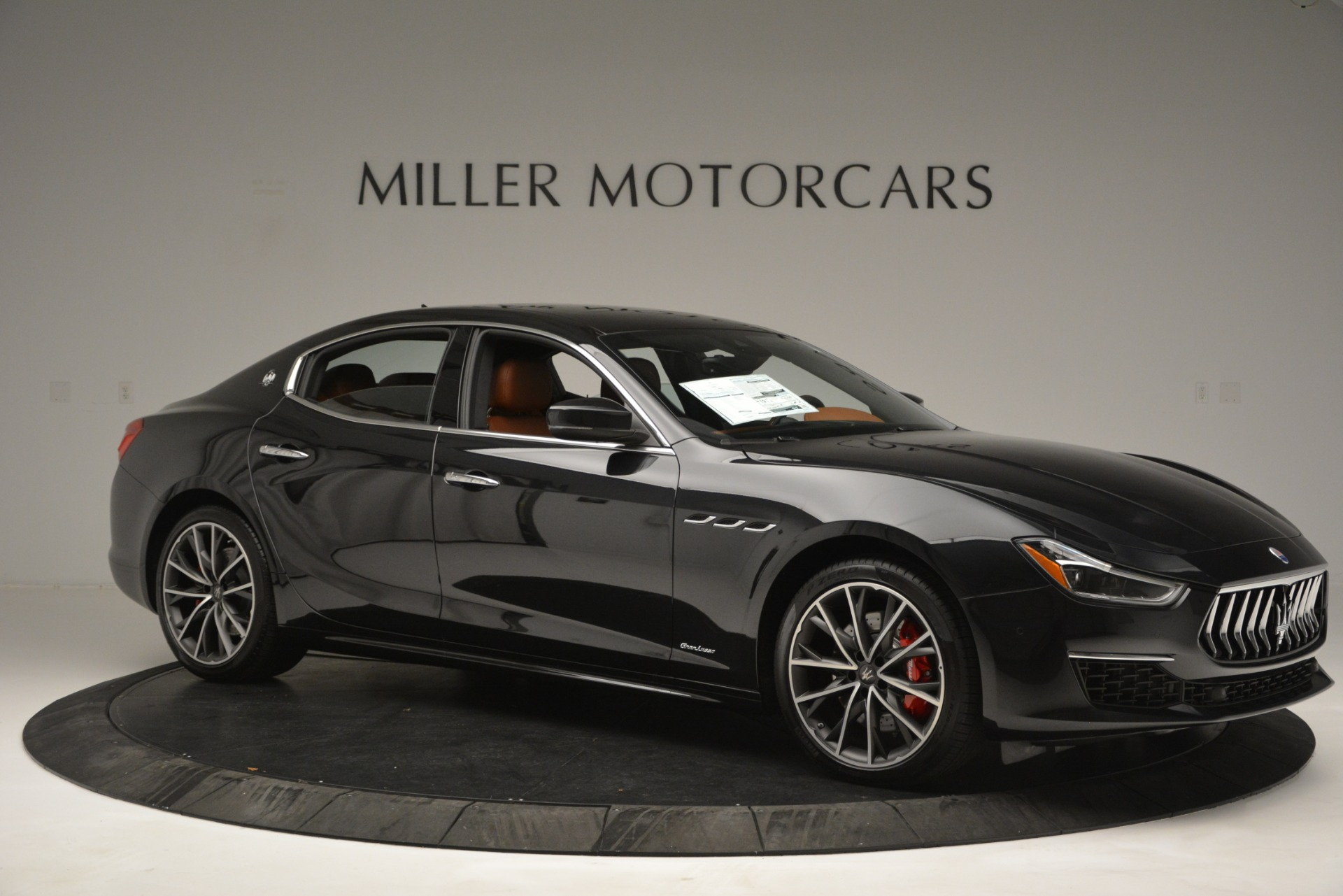 New 2019 Maserati Ghibli S Q4 GranLusso For Sale In Westport, CT 2590_p10