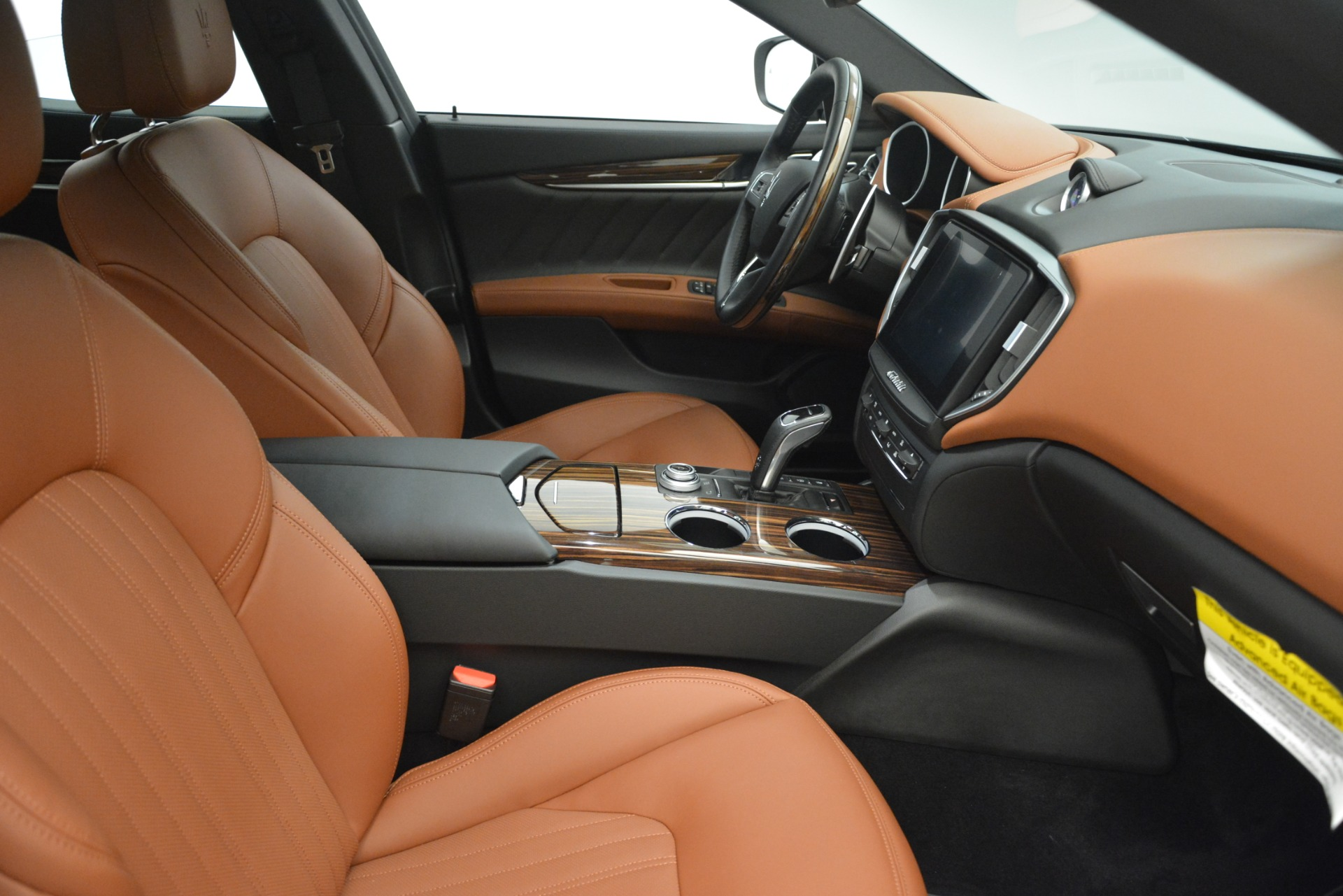 New 2019 Maserati Ghibli S Q4 GranLusso For Sale In Westport, CT 2590_p21