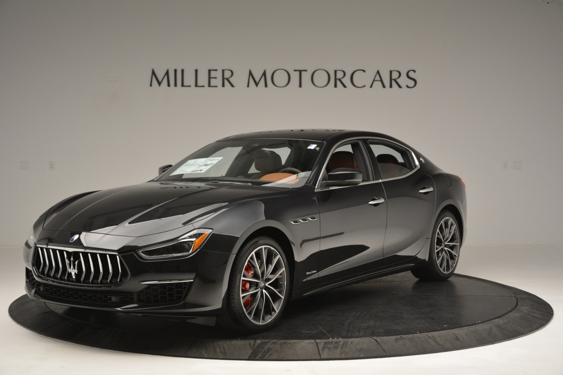 New 2019 Maserati Ghibli S Q4 GranLusso For Sale In Westport, CT 2590_p2