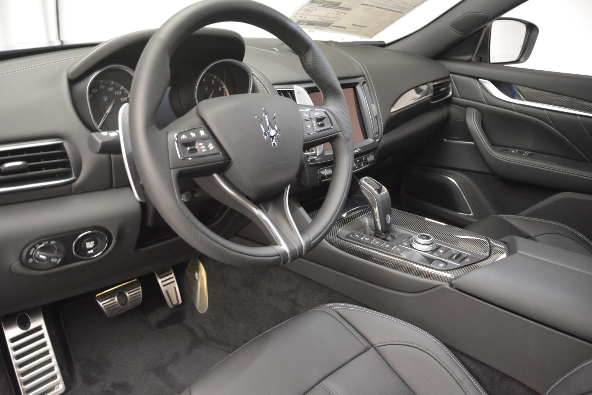 New 2019 Maserati Levante S Q4 GranSport For Sale In Westport, CT 2596_p13