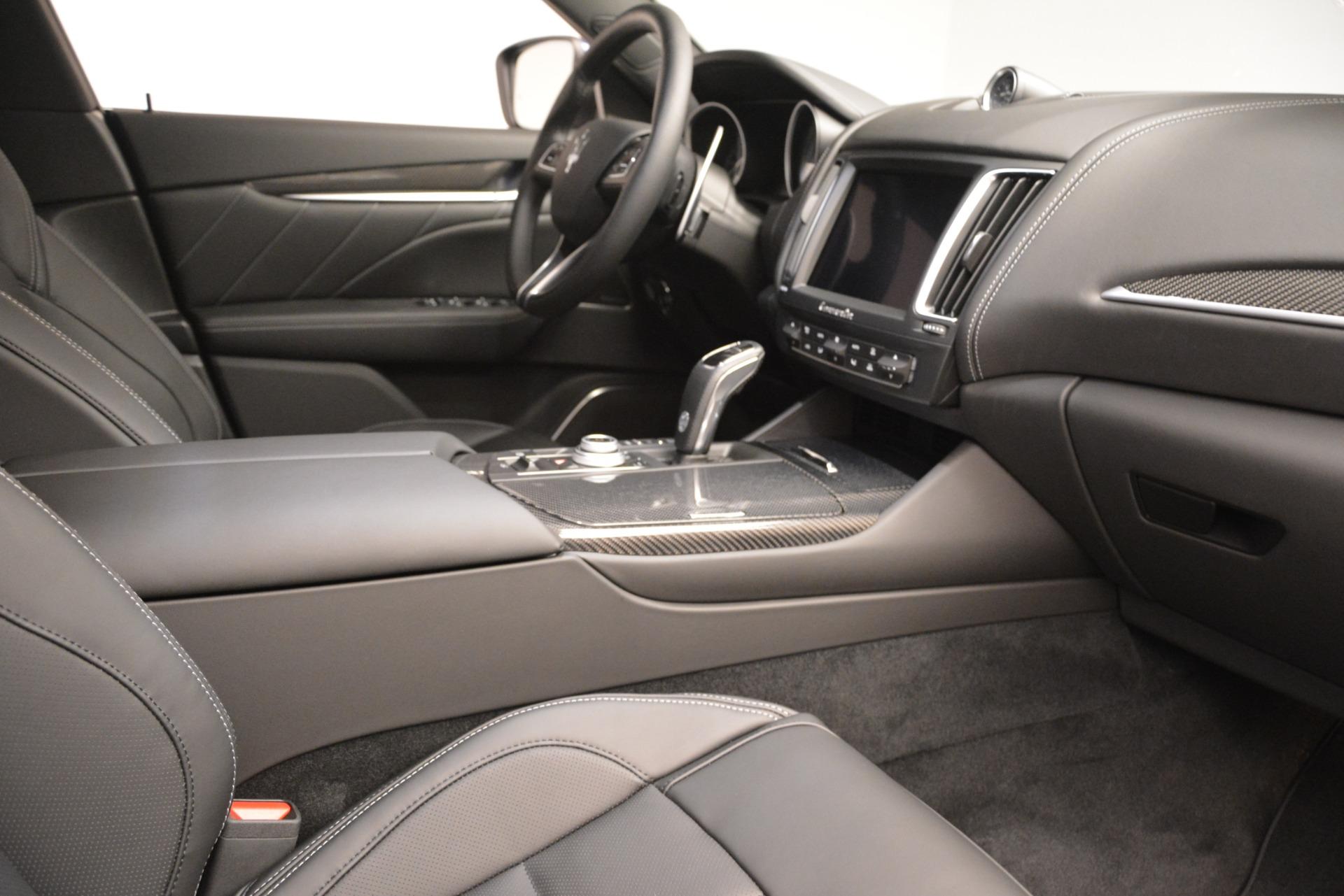 New 2019 Maserati Levante S Q4 GranSport For Sale In Westport, CT 2596_p20