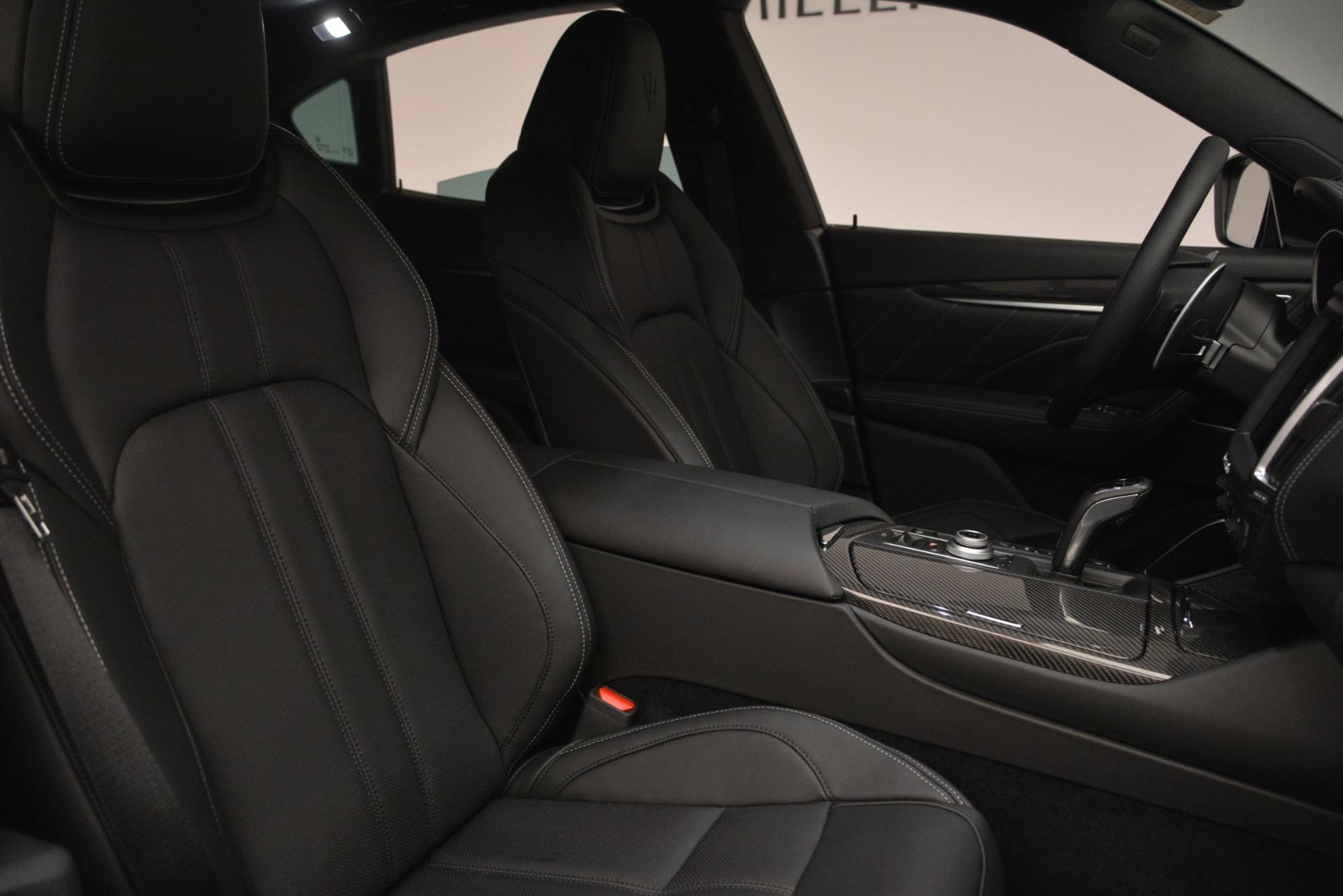 New 2019 Maserati Levante S Q4 GranSport For Sale In Westport, CT 2596_p22