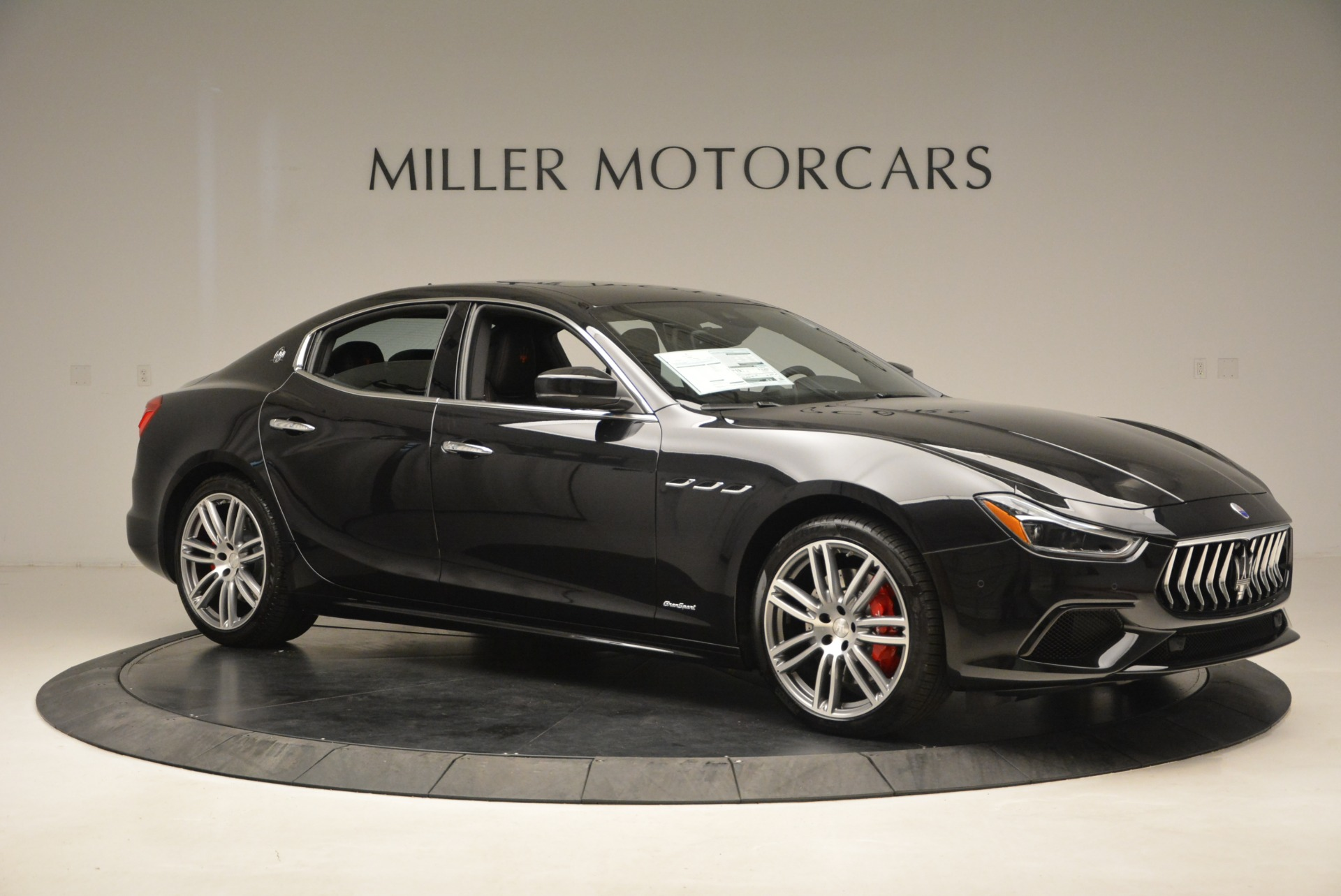 New 2019 Maserati Ghibli S Q4 GranSport For Sale In Westport, CT 2597_p10