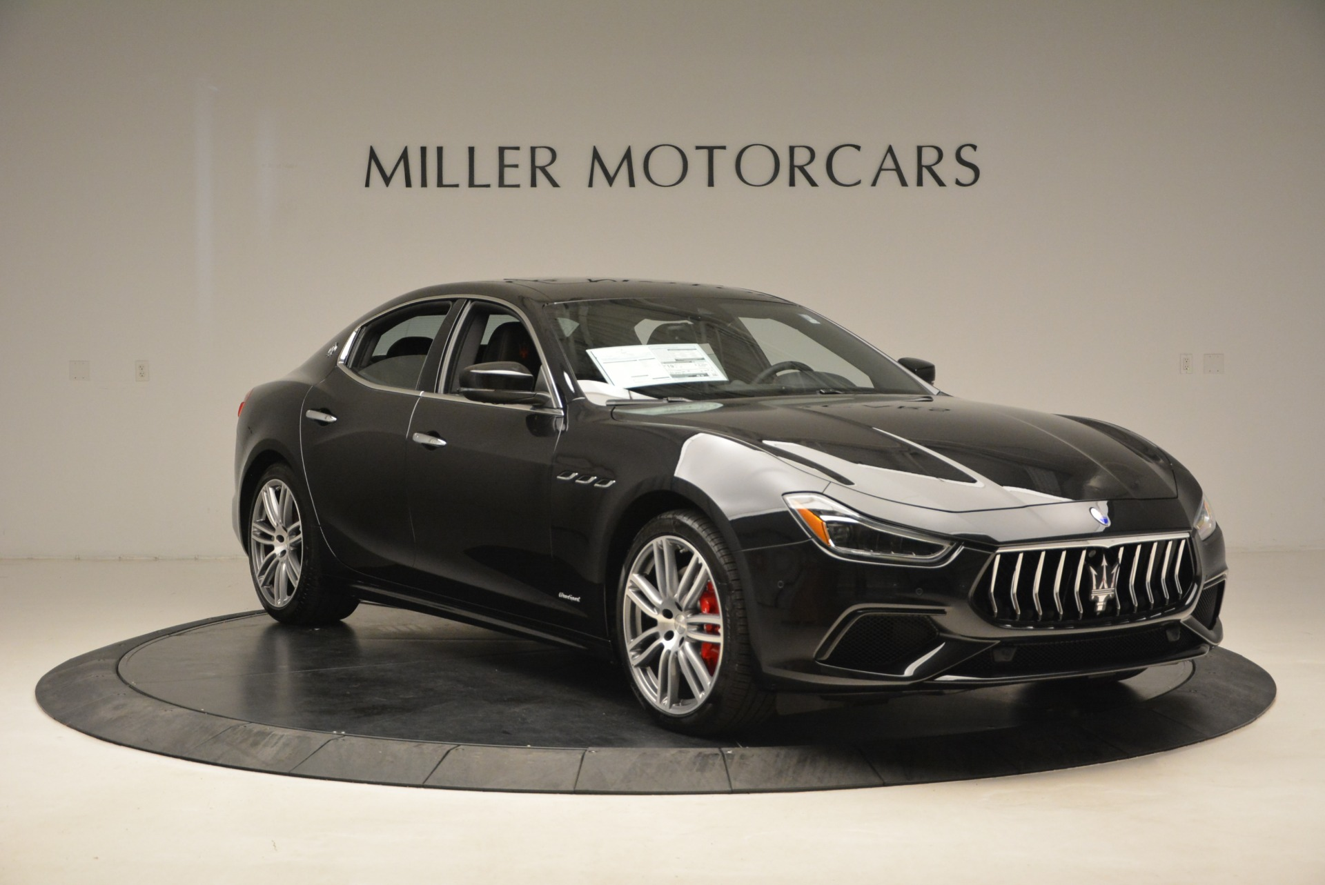 New 2019 Maserati Ghibli S Q4 GranSport For Sale In Westport, CT 2597_p11