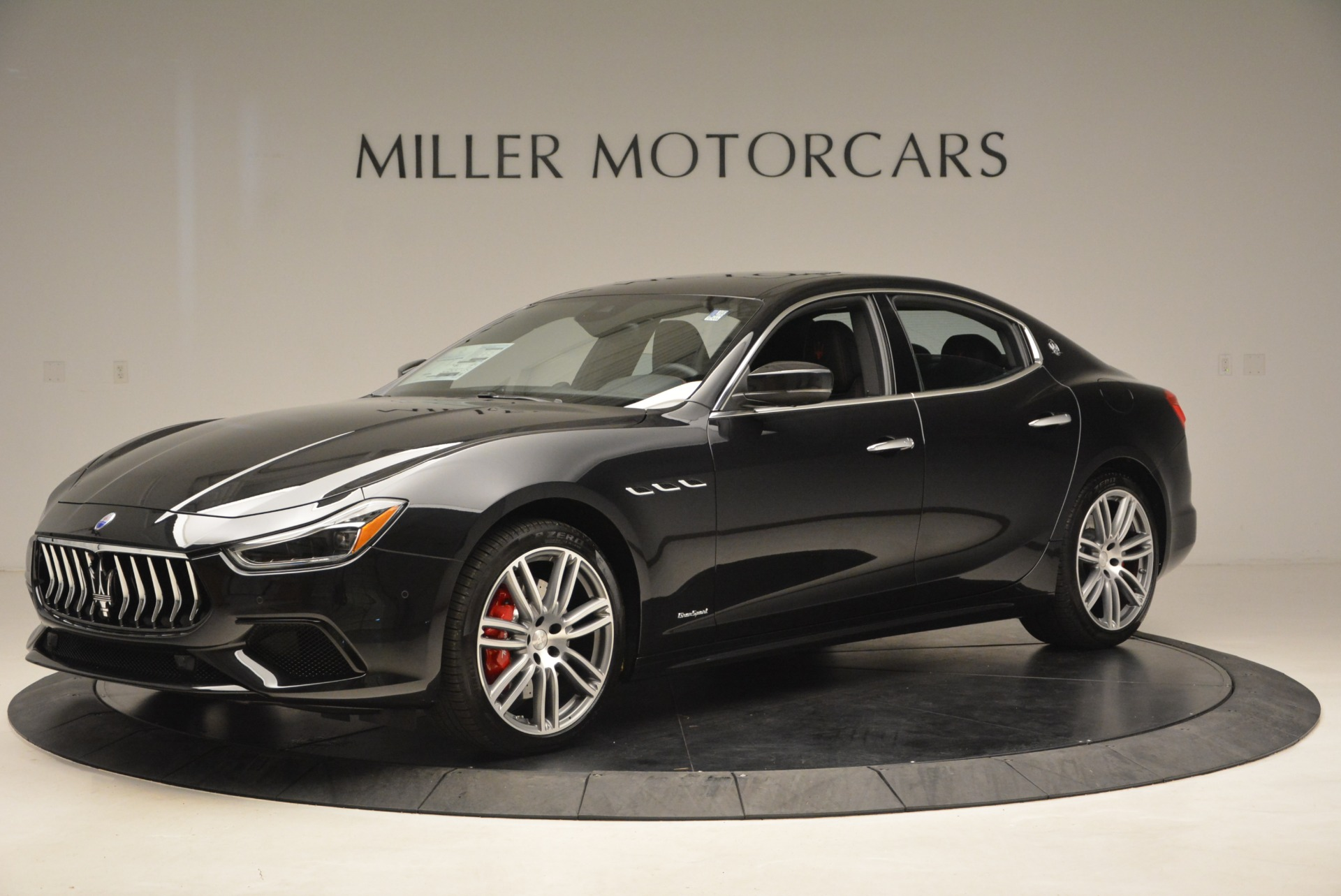 New 2019 Maserati Ghibli S Q4 GranSport For Sale In Westport, CT 2597_p2